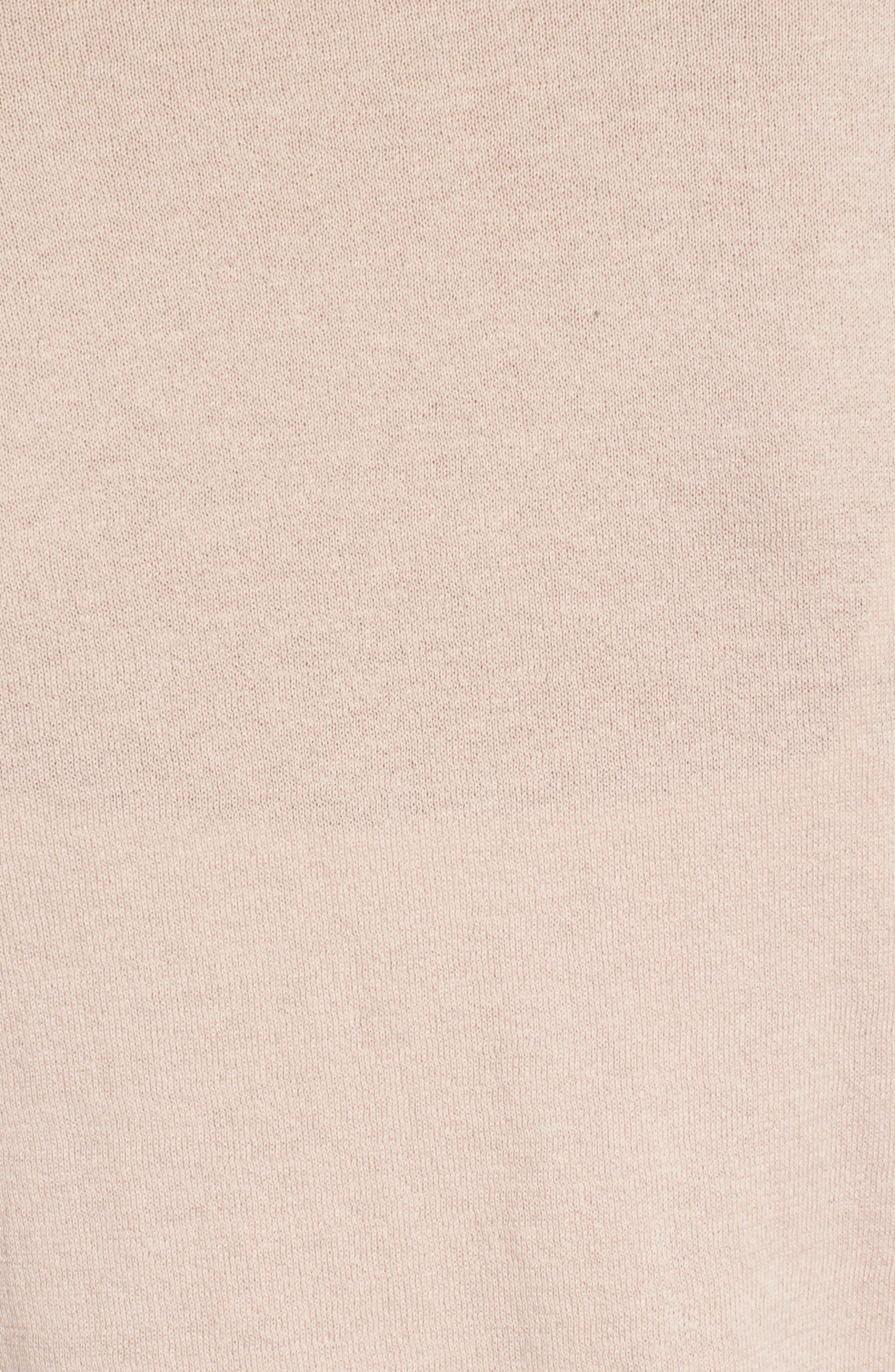 Alternate Image 5  - Hinge Ruffle Hem Cardigan