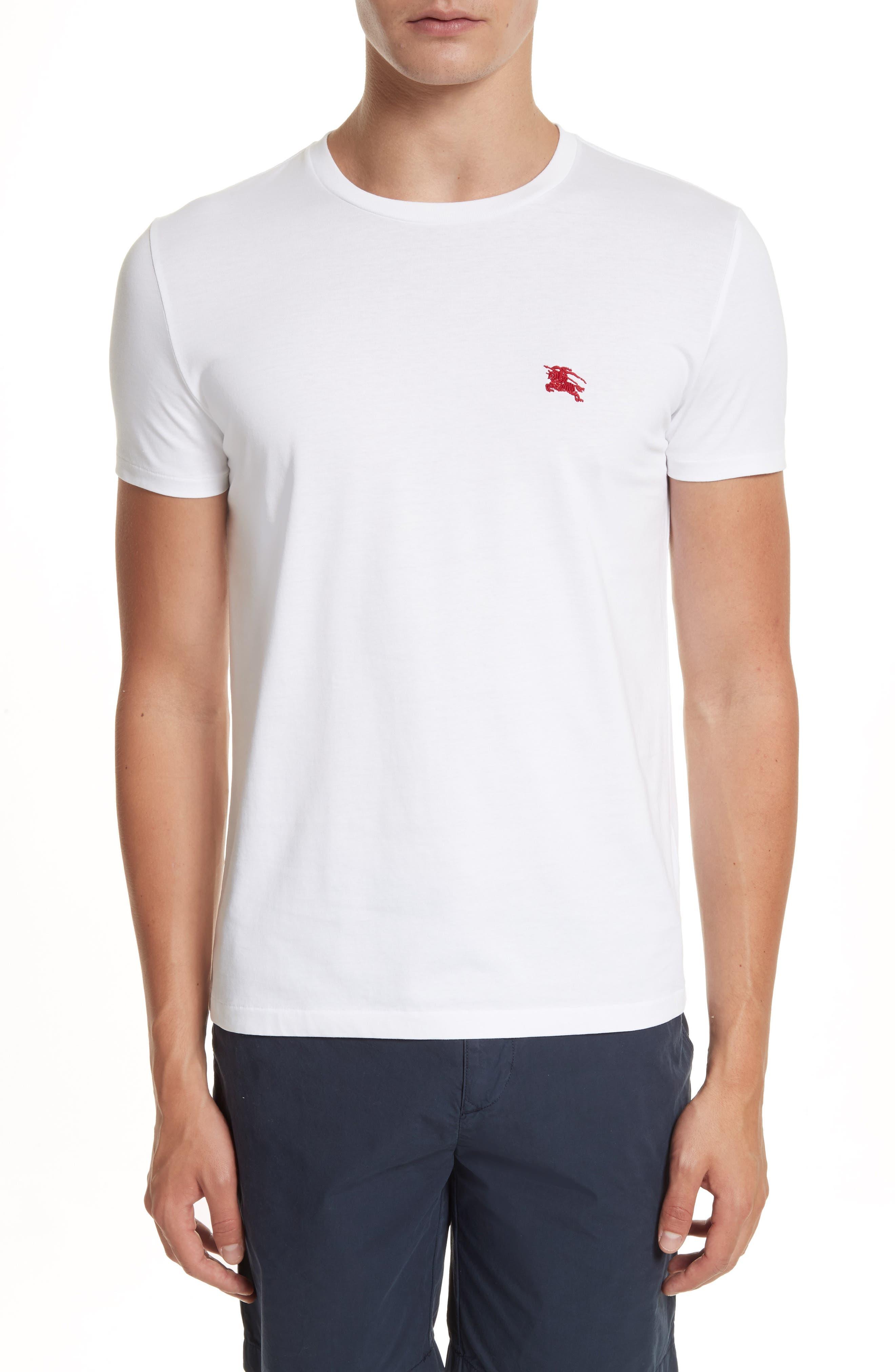 Alternate Image 1 Selected - Burberry Brit 'Tunworth' T-Shirt