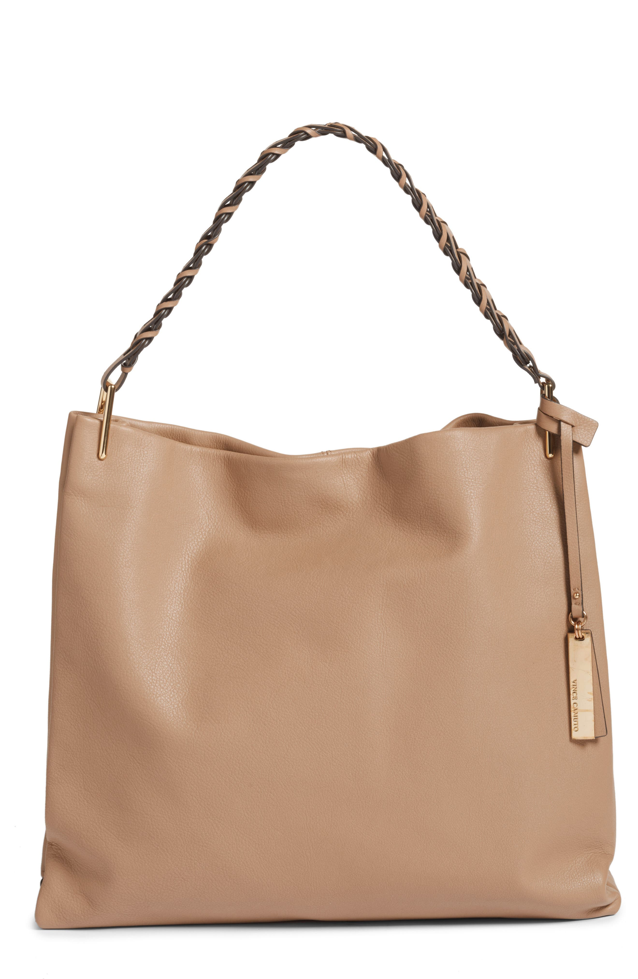 Vince Camuto Ruedi Leather Tote (Nordstrom Exclusive)