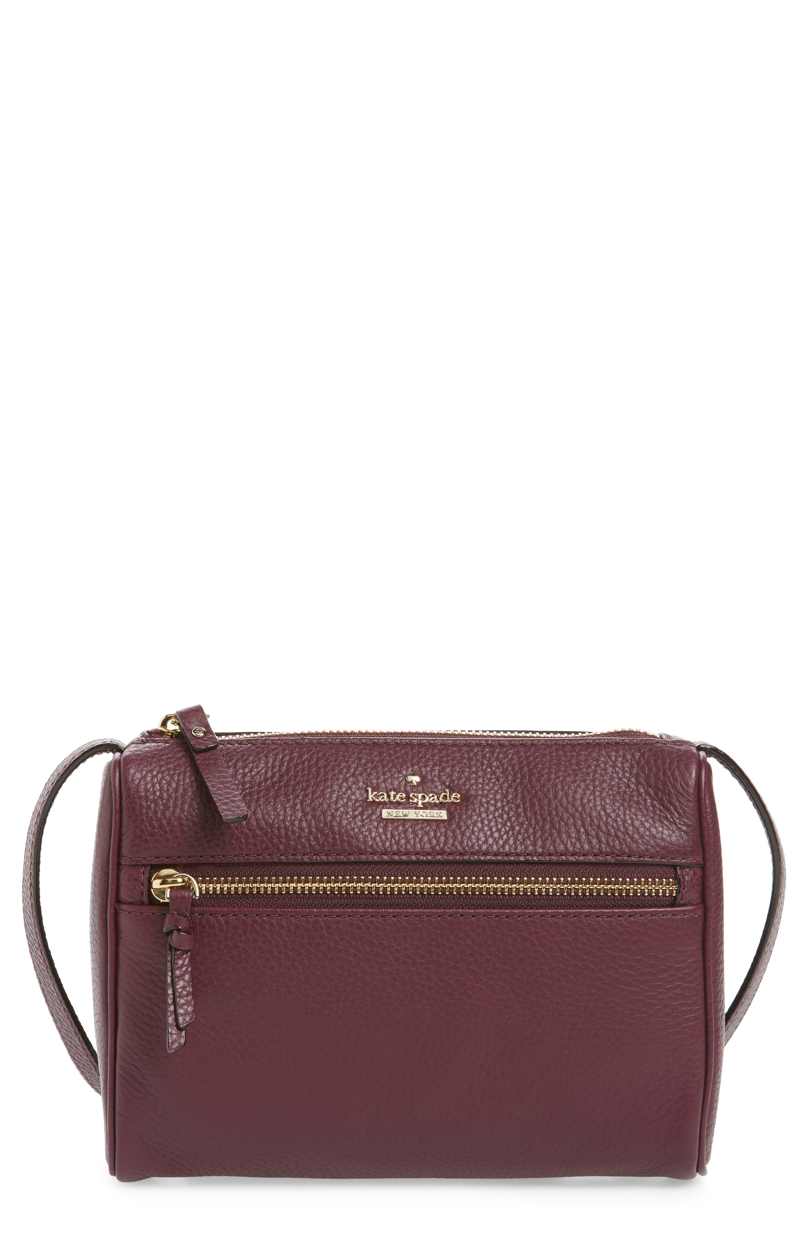 kate spade new york mini jackson street - cayli crossbody bag