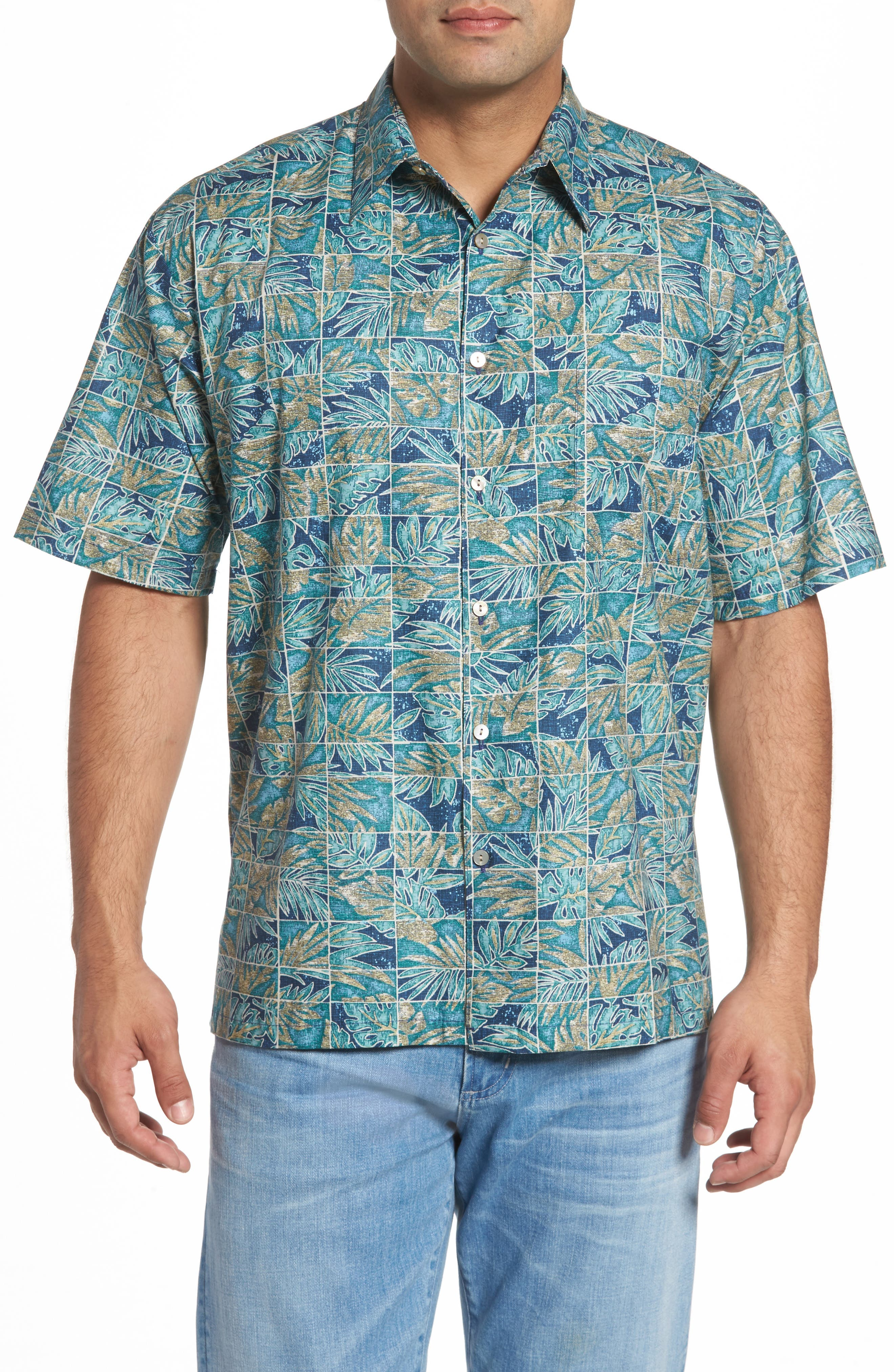 Tori Richard Mix-N-Match Classic Fit Camp Shirt