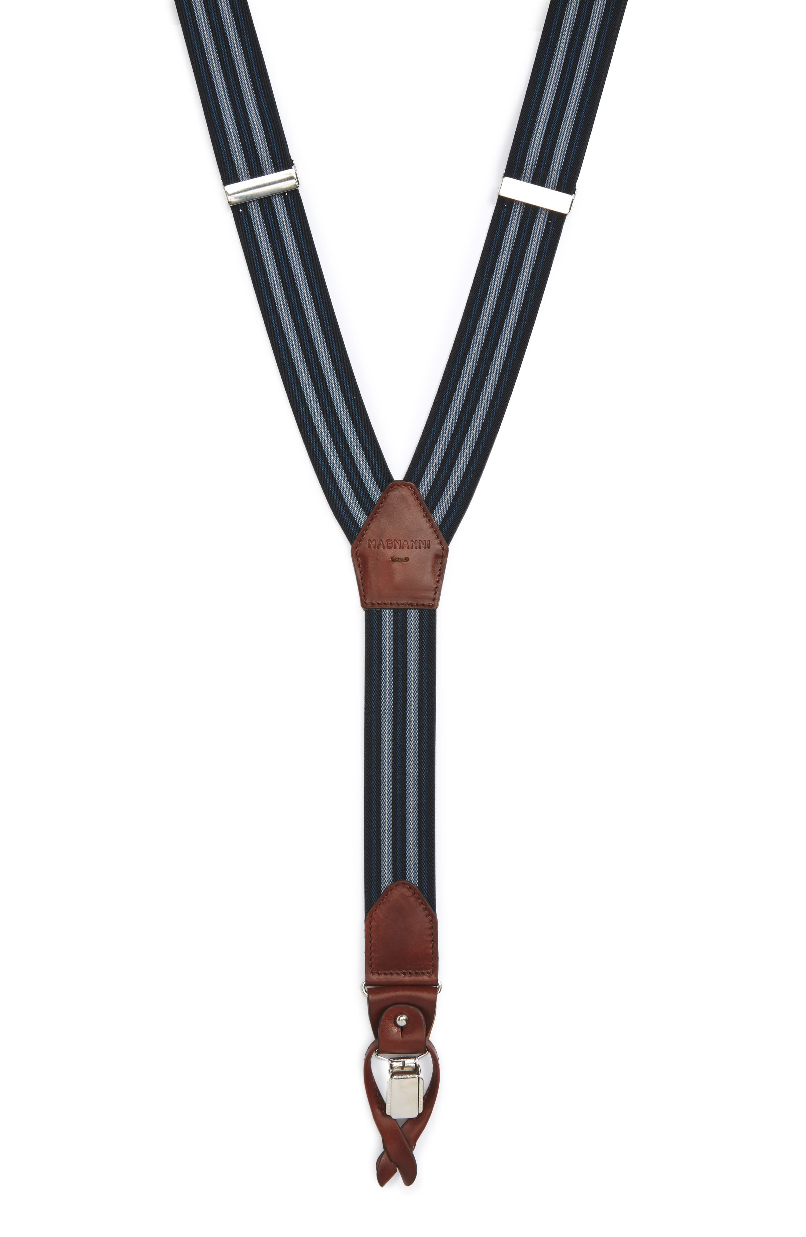 Magnanni Diplomat Suspenders