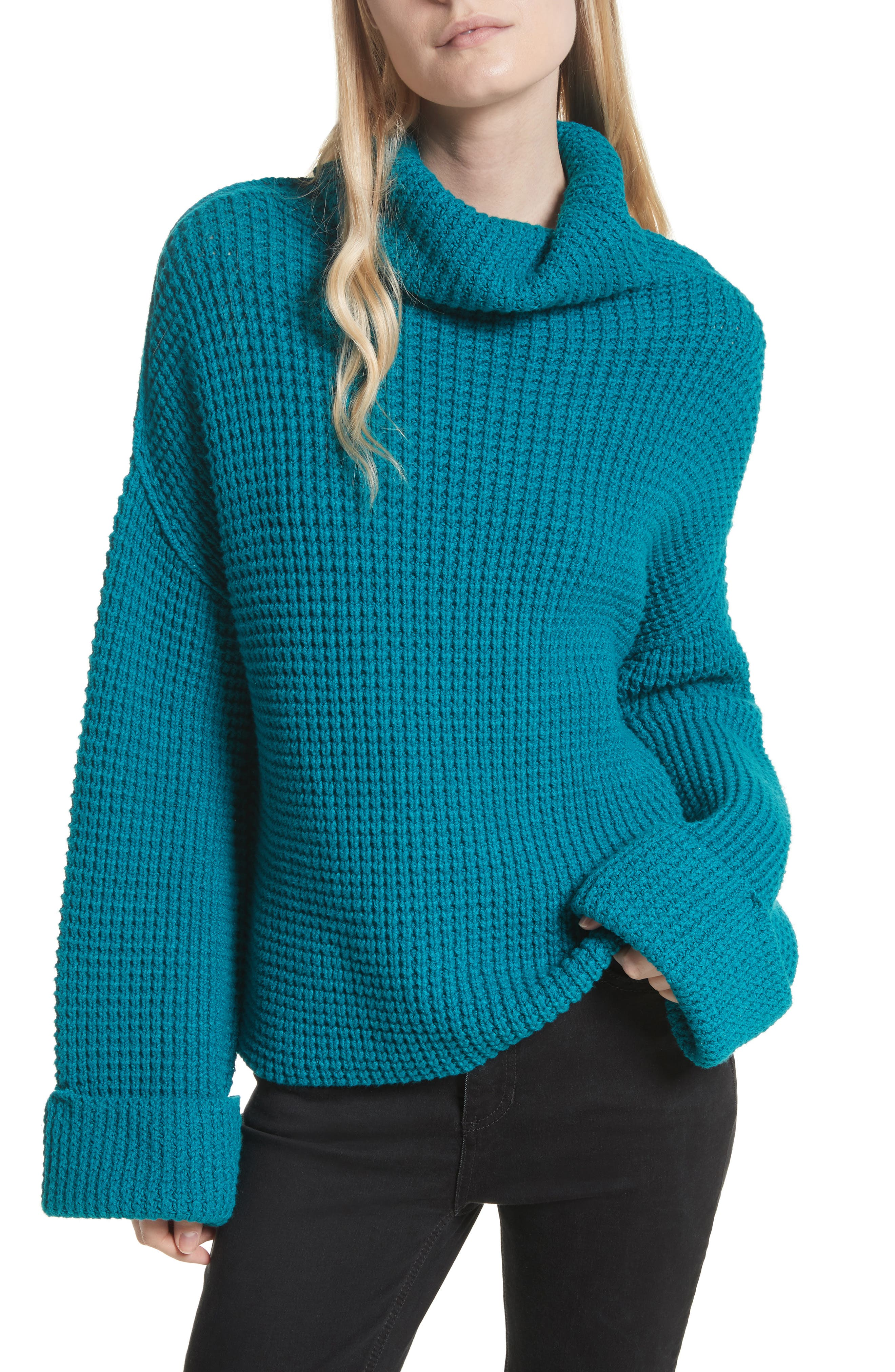 Free People Park City Pullover