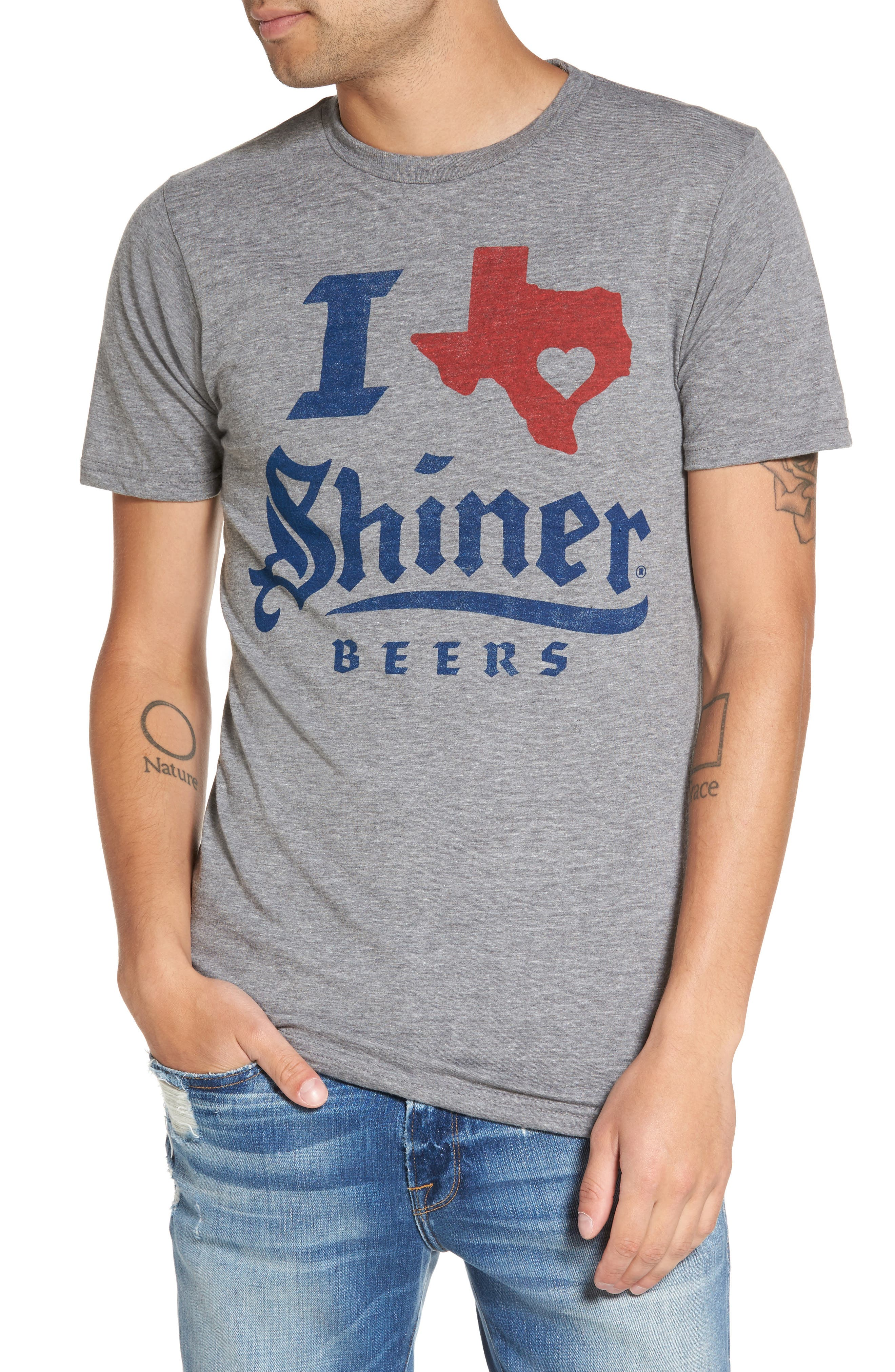 PalmerCash I Texas Shiner T-Shirt