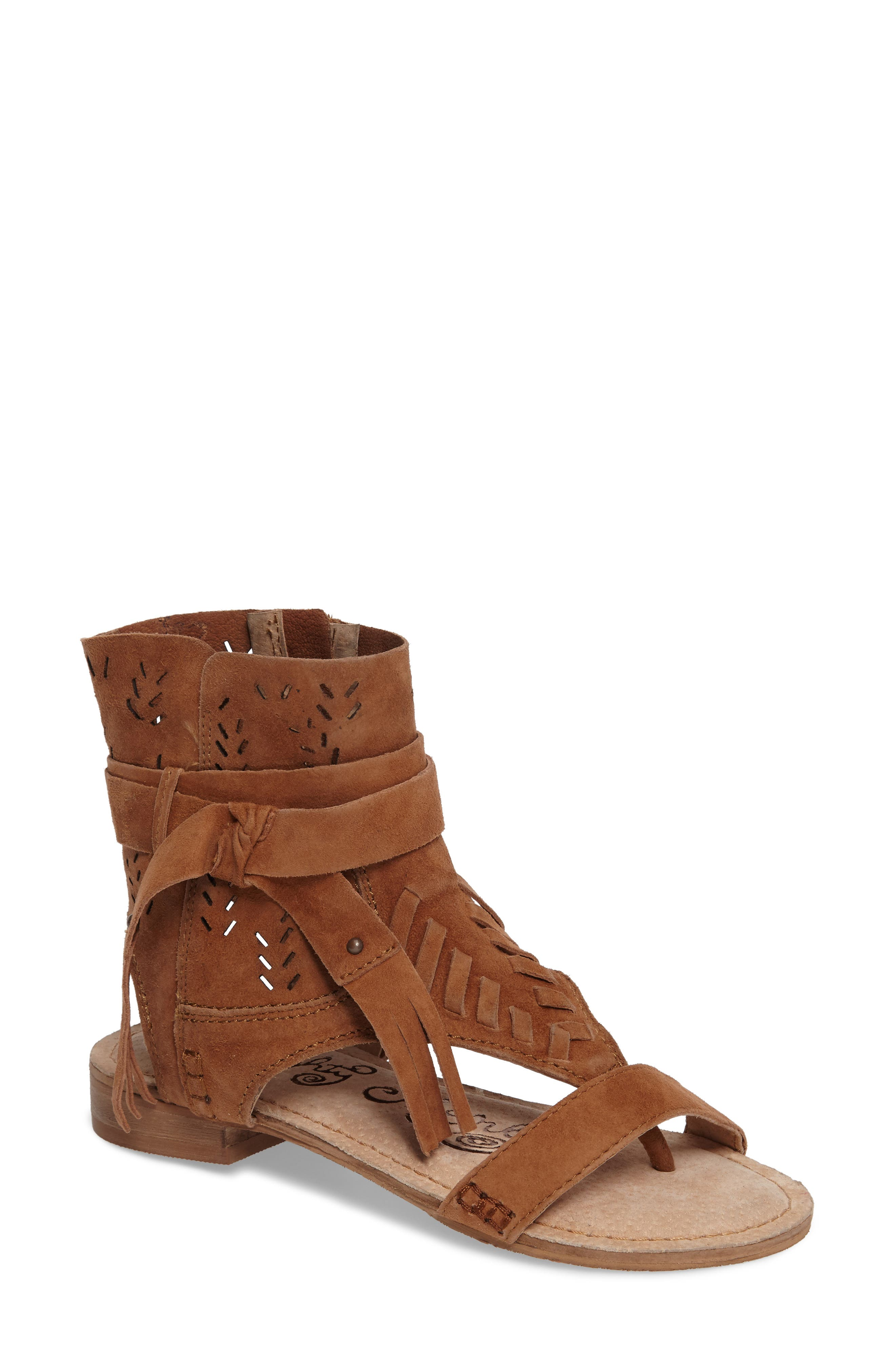 Naughty Monkey Cochise Flat Sandal (Women)