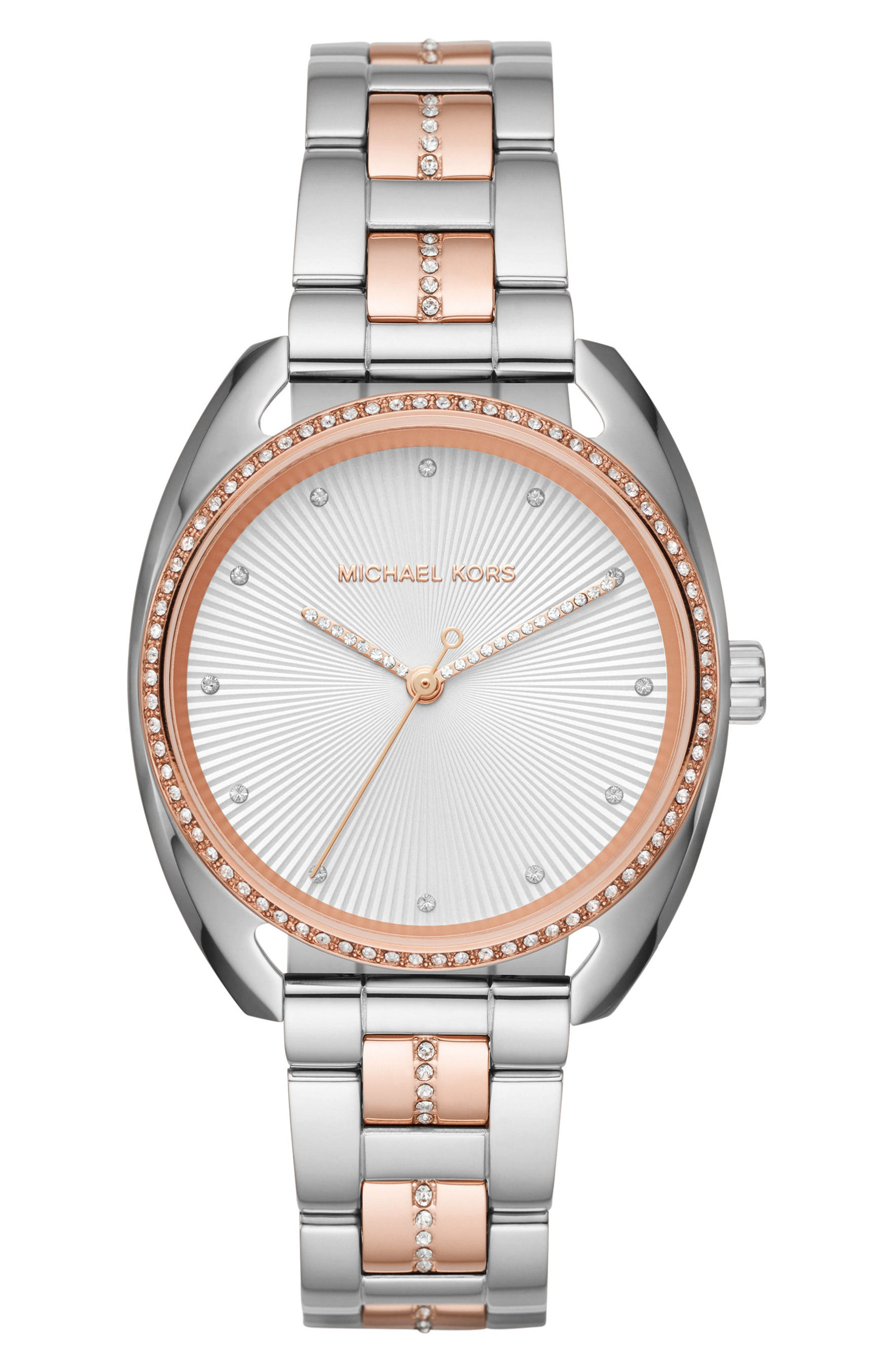 MICHAEL Michael Kors Libby Bracelet Watch, 38MM