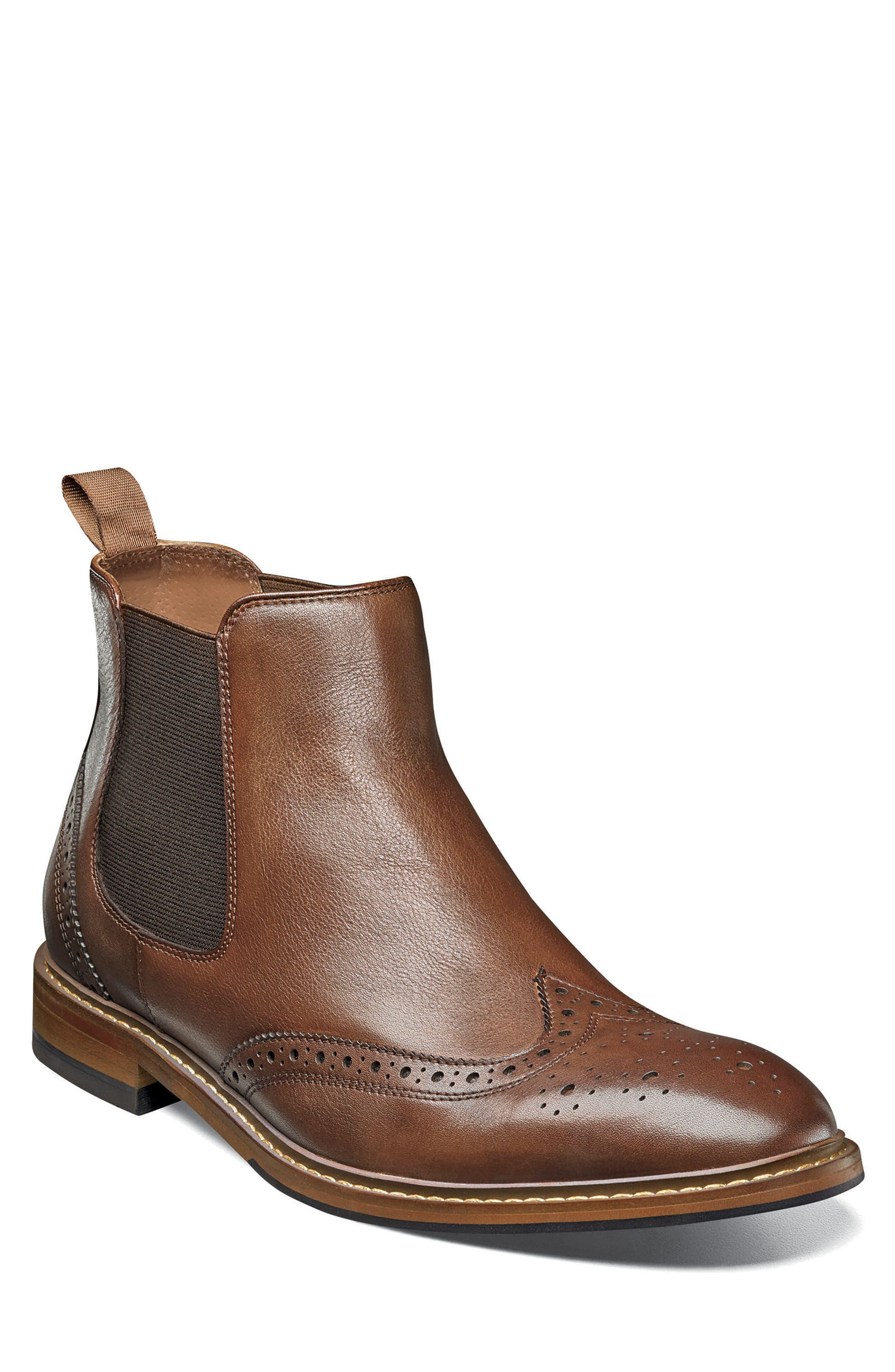 Florsheim Sheffield Chelsea Boot (Men)