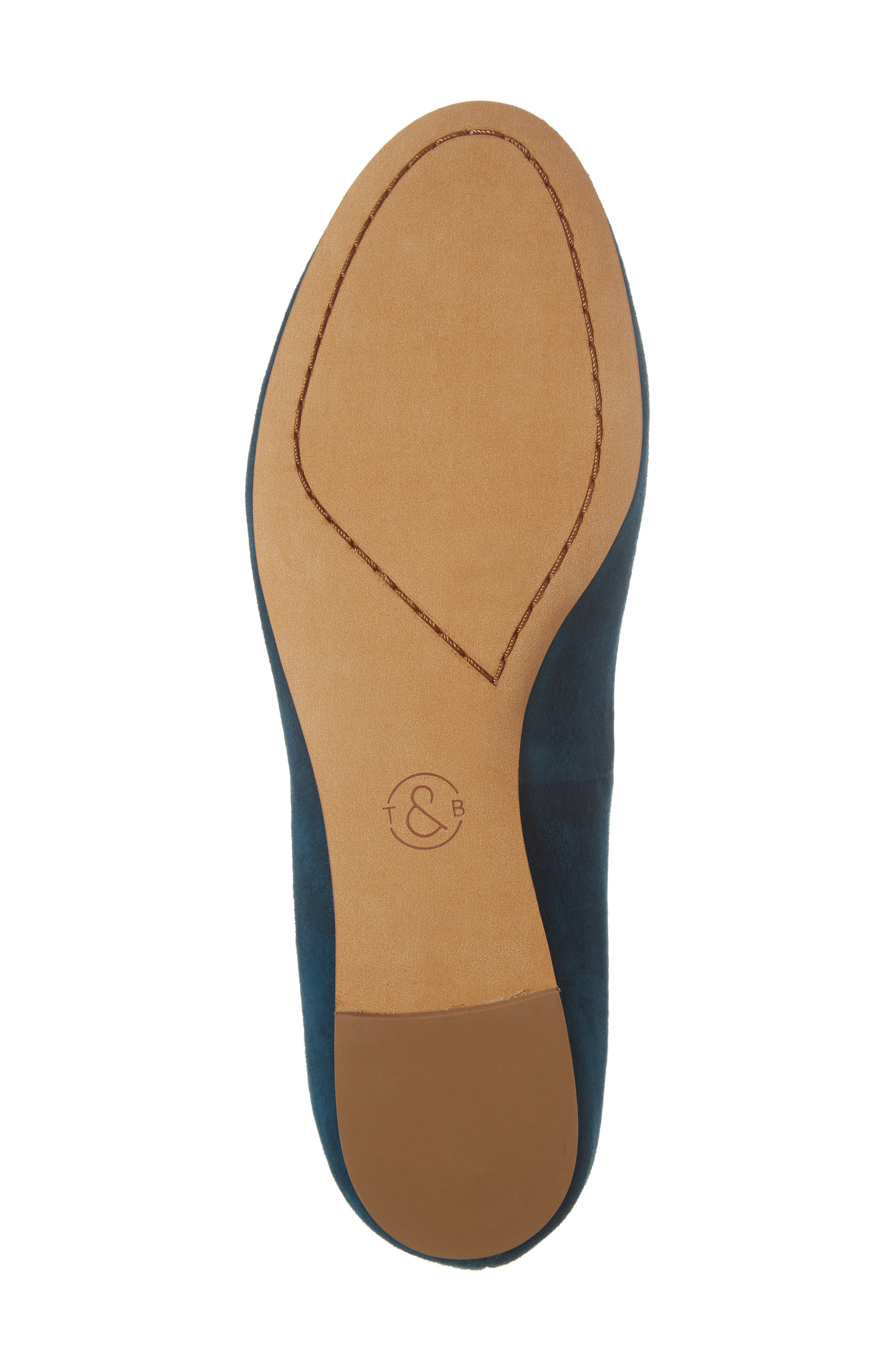 Alternate Image 6  - Treasure & Bond Jules Ankle Strap Ballet Flat (Women)