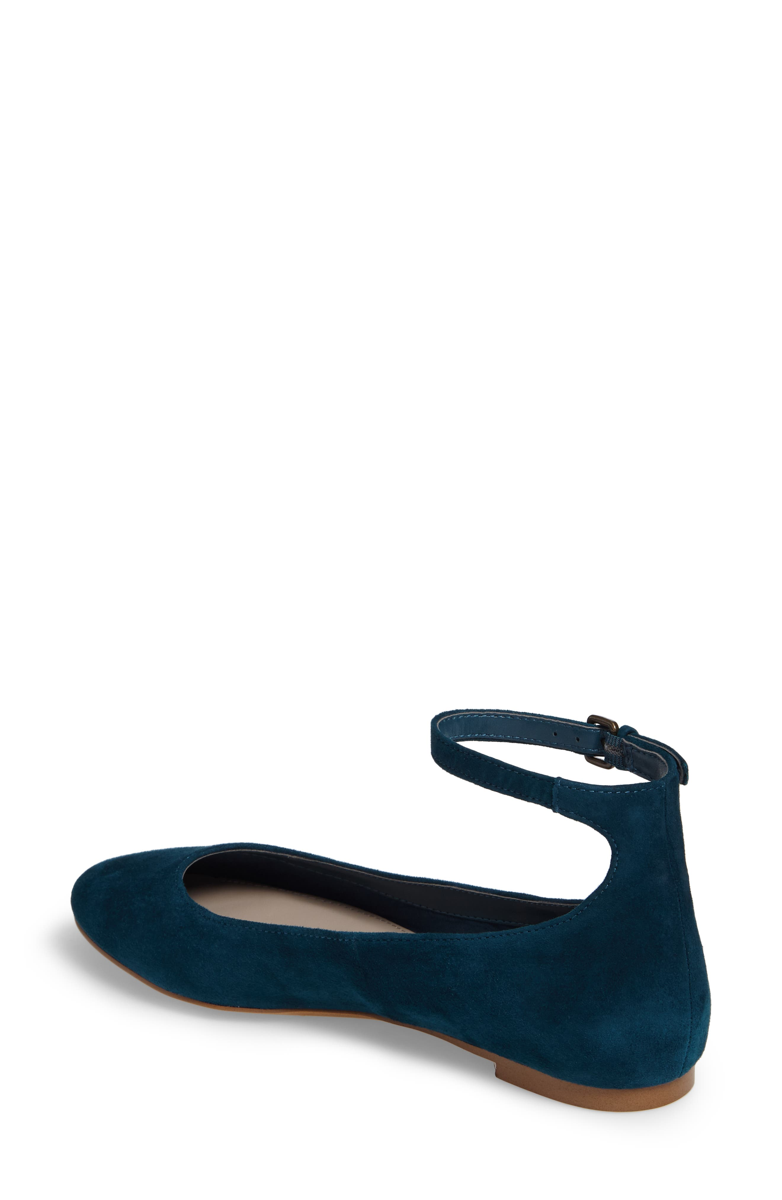 Alternate Image 2  - Treasure & Bond Jules Ankle Strap Ballet Flat (Women)
