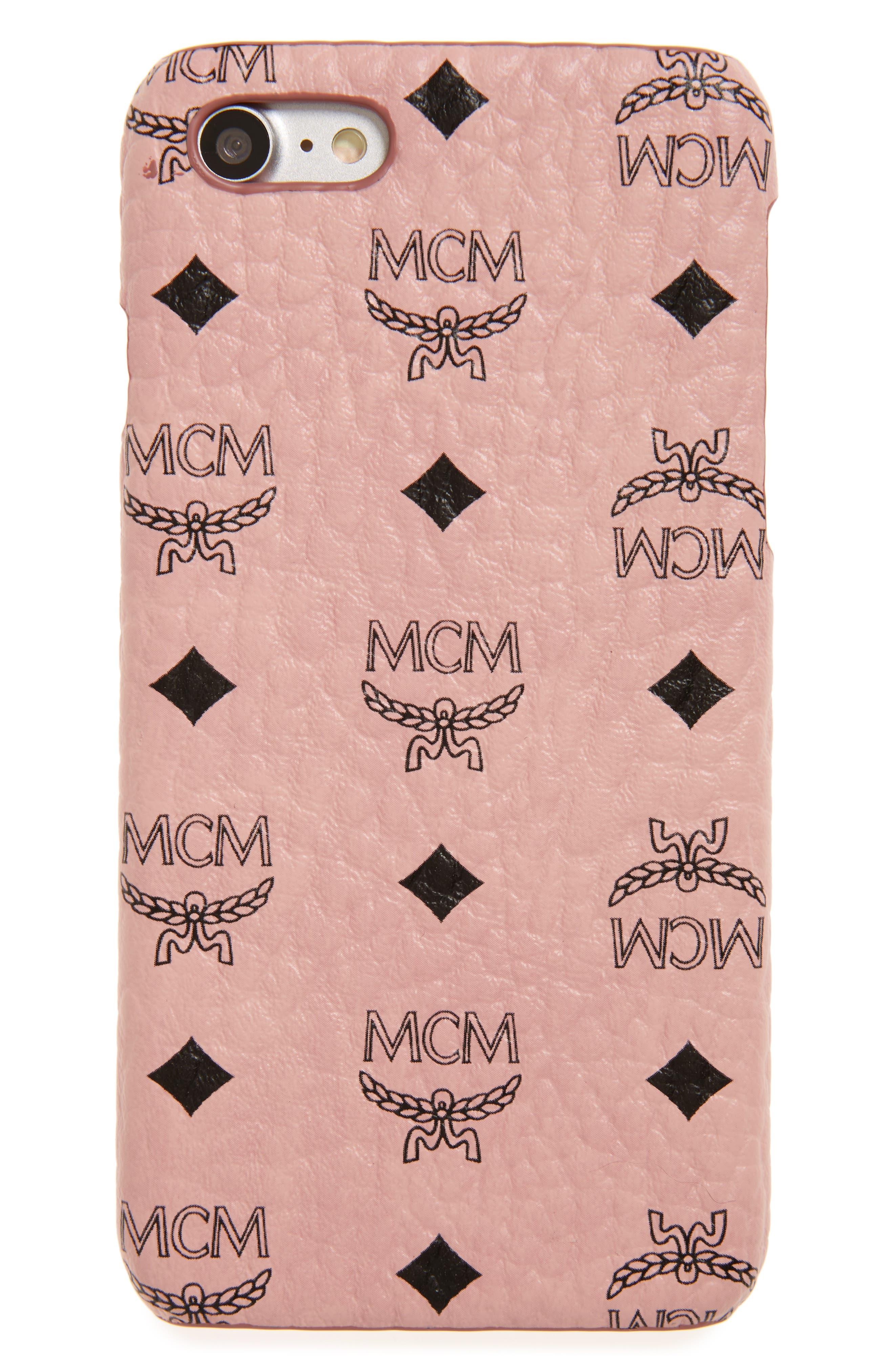 MCM iPhone 6/7 Case