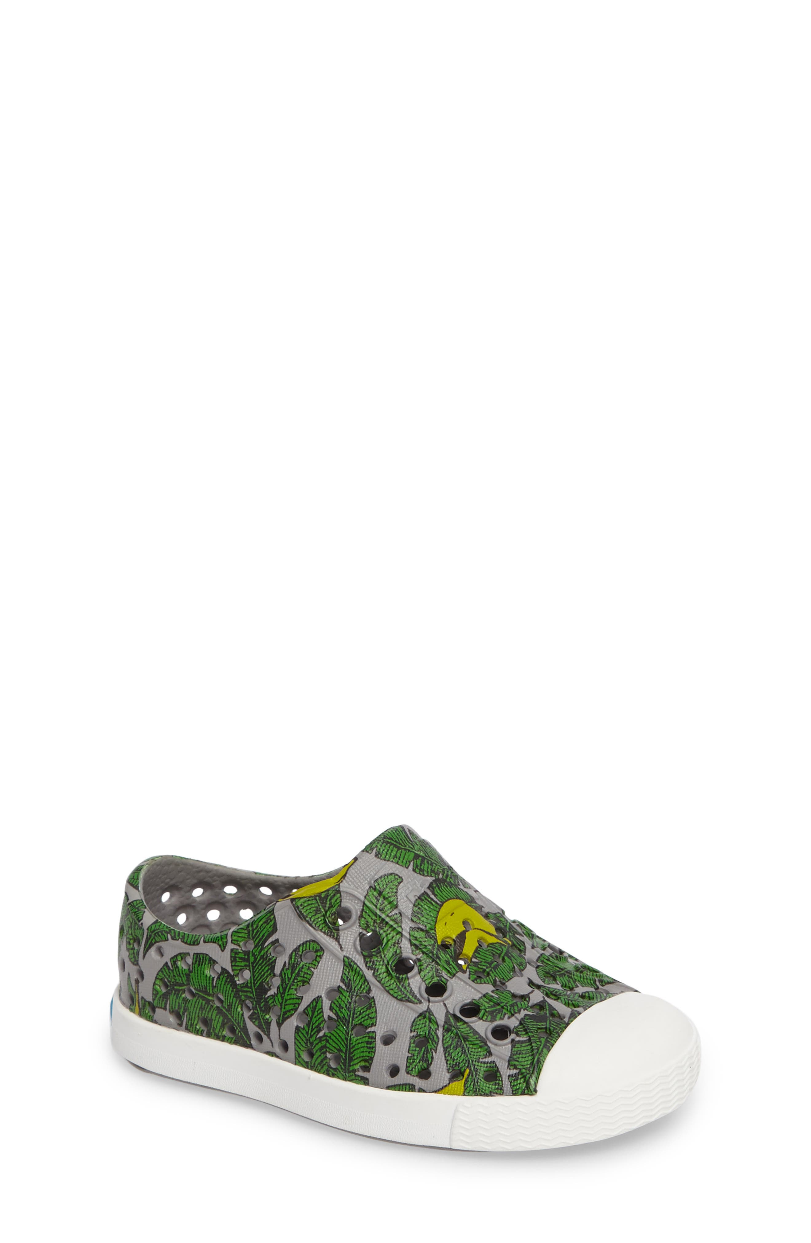 Native Shoes Jefferson Perforated Slip-On (Baby, Walker, Toddler & Little Kid)
