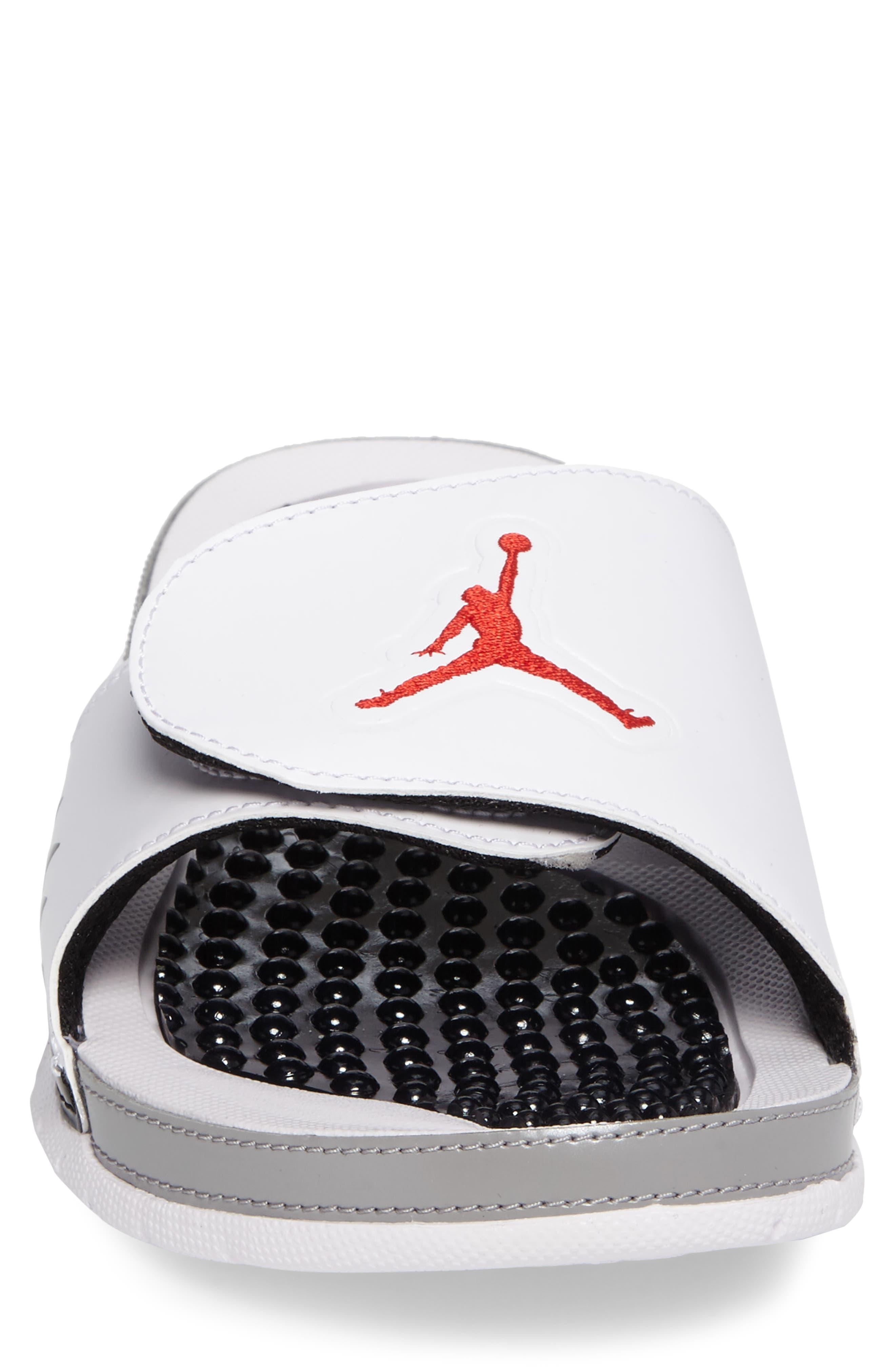 Alternate Image 4  - Nike 'Jordan Hydro V Retro' Slide (Men)
