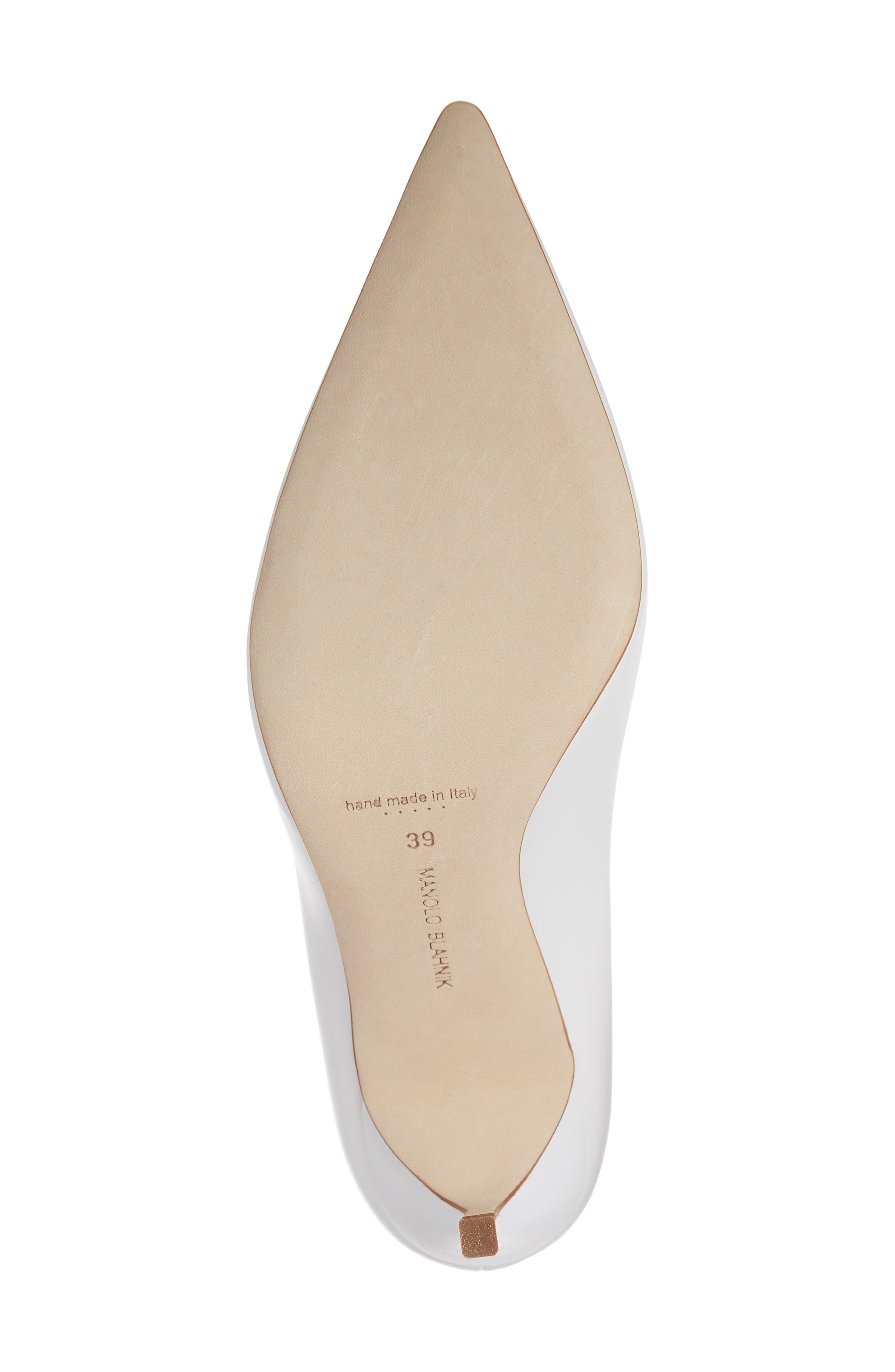 Alternate Image 9  - Manolo Blahnik 'BB' Pointy Toe Pump (Women)