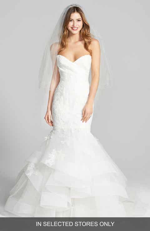 Bliss monique lhuillier wedding dresses nordstrom for Monique lhuillier wedding dress price