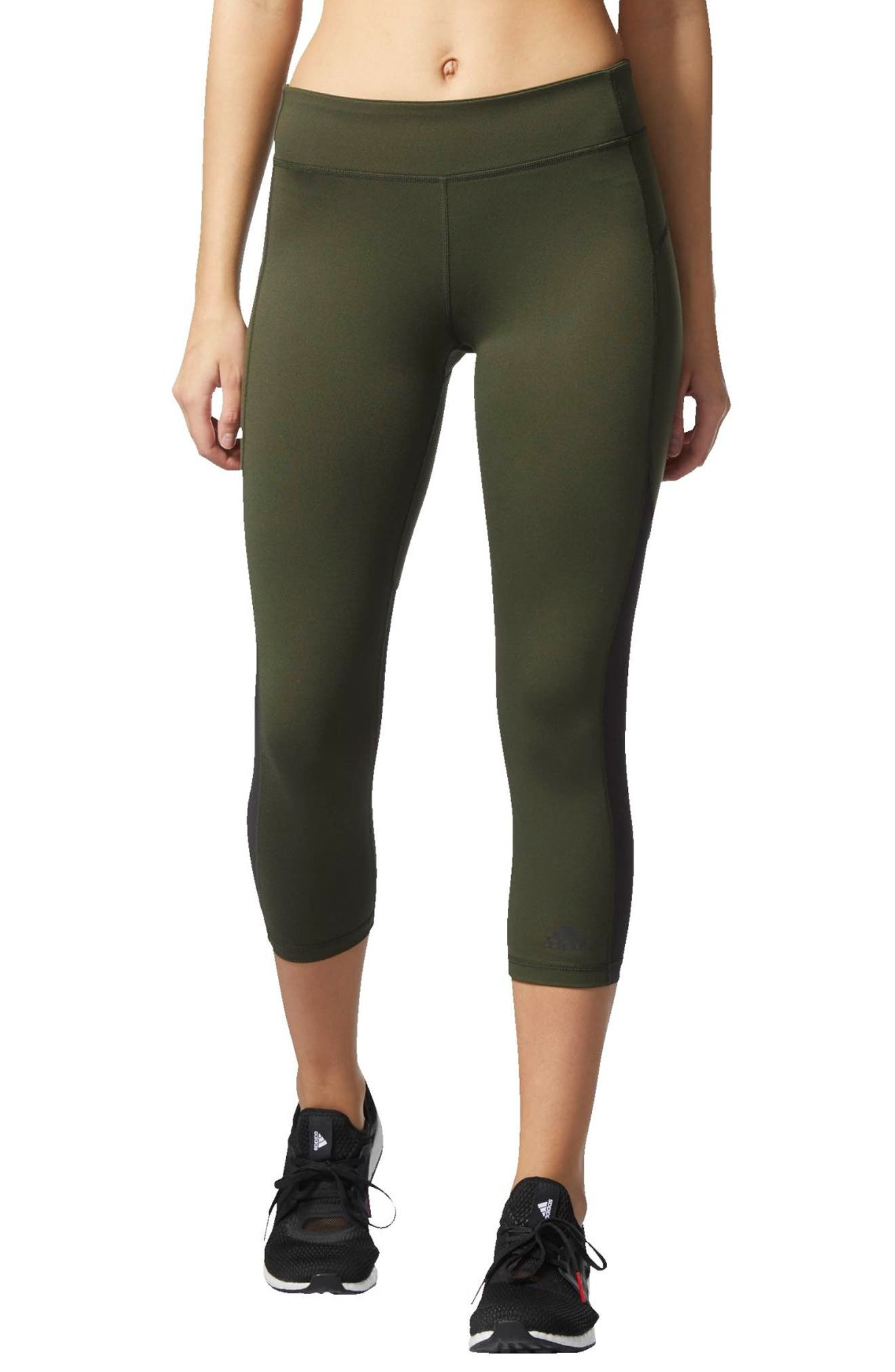 adidas Performer Climalite® 3/4 Tights