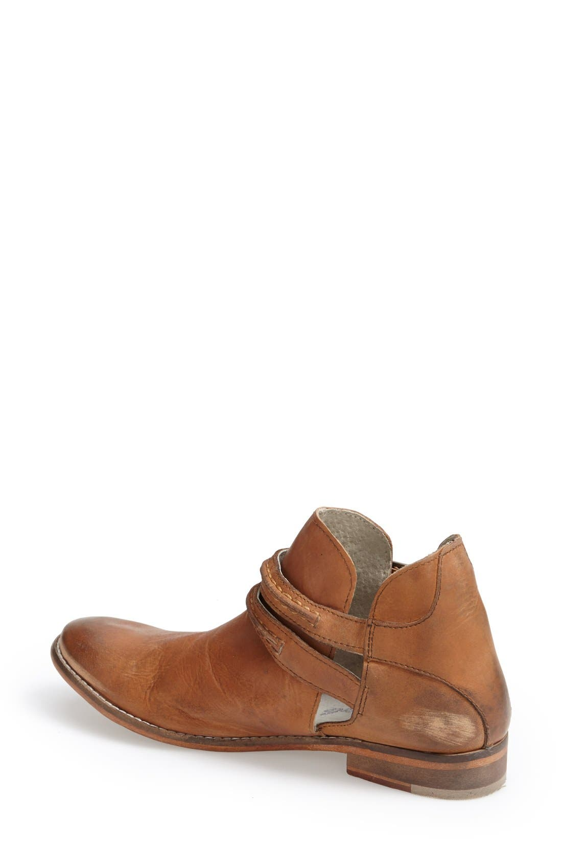 Alternate Image 2  - Free People 'Braeburn' Belted Split Shaft Bootie (Women)