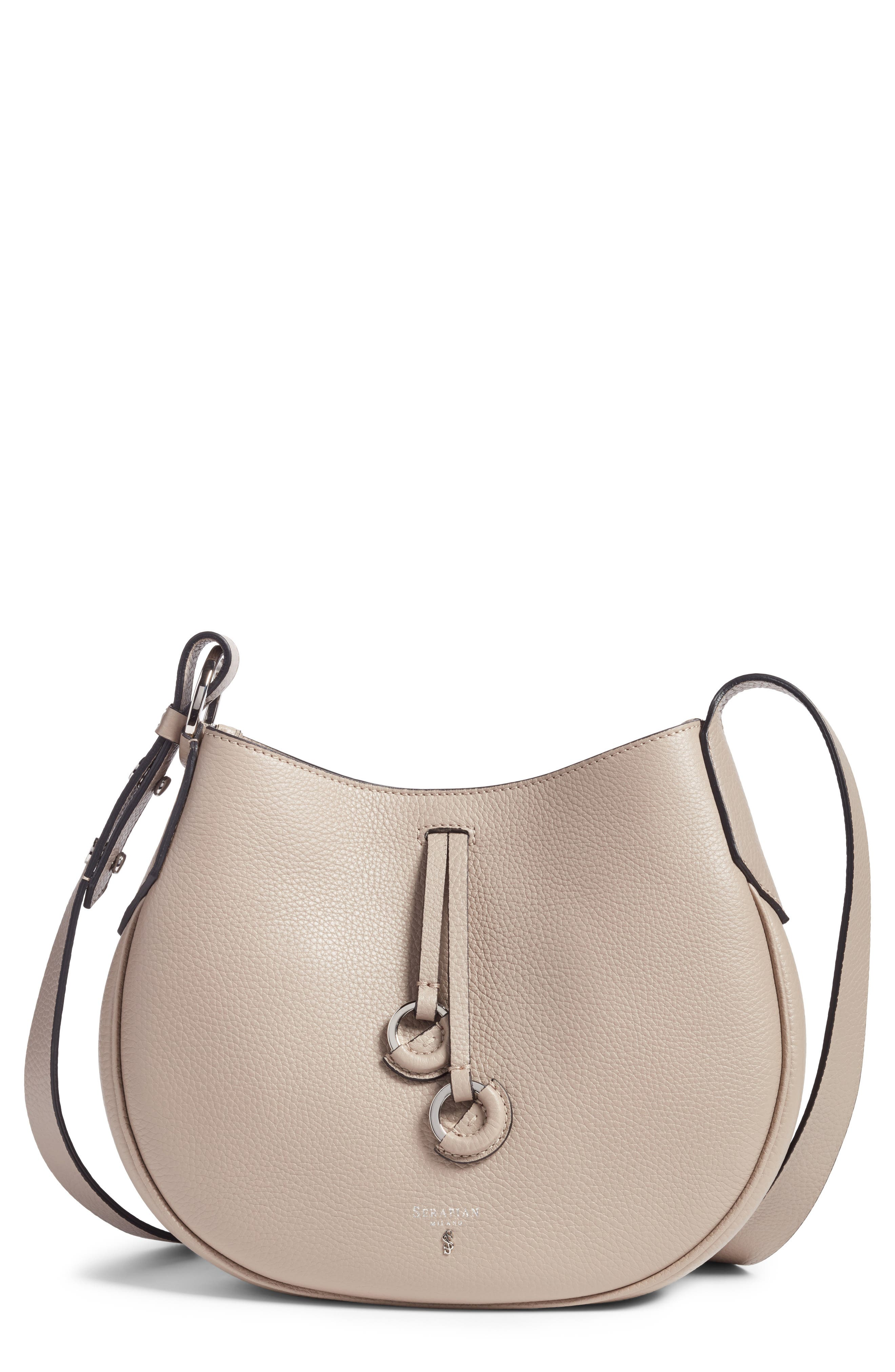 Serapian Milano Small Maura Cachemire Crossbody Bag