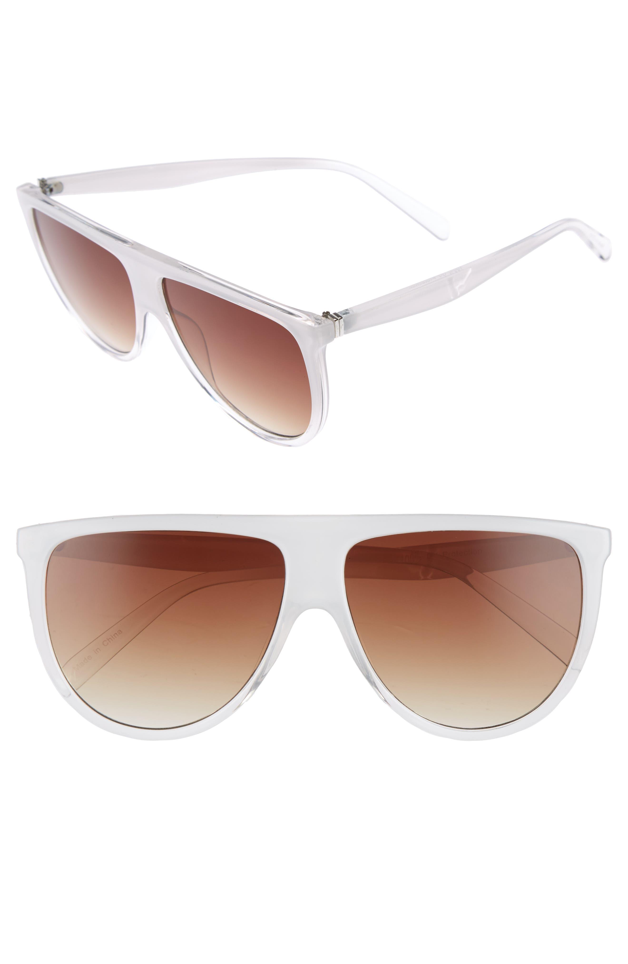 BP. 62mm Perfect Shield Sunglasses