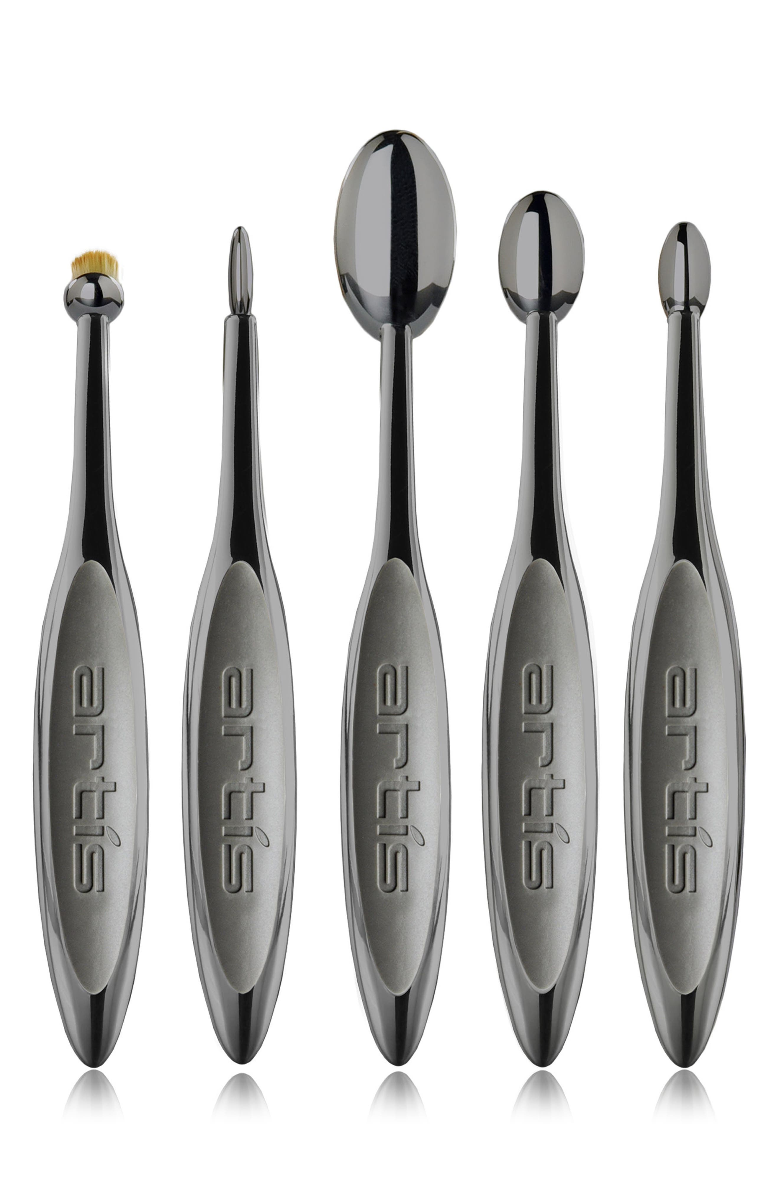 Artis Elite Smoke 5-Piece Brush Set