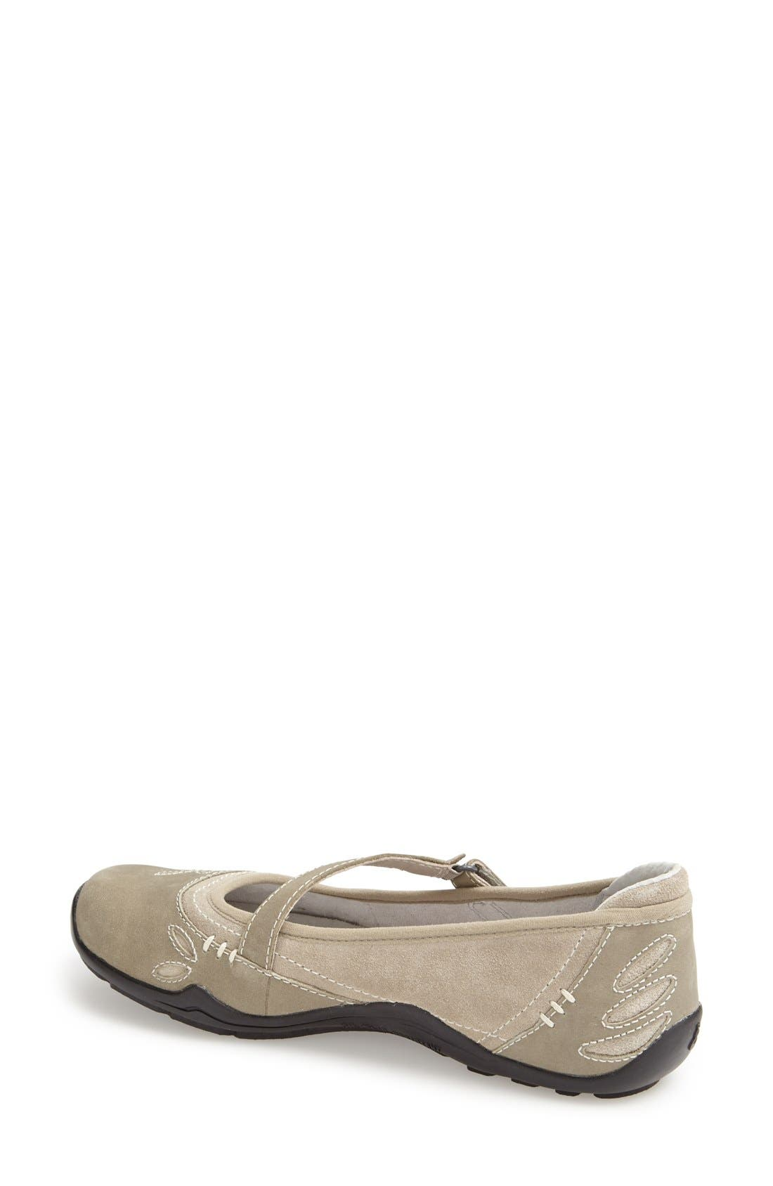 Alternate Image 2  - Ahnu 'Gracie Pro' Leather Flat (Women)