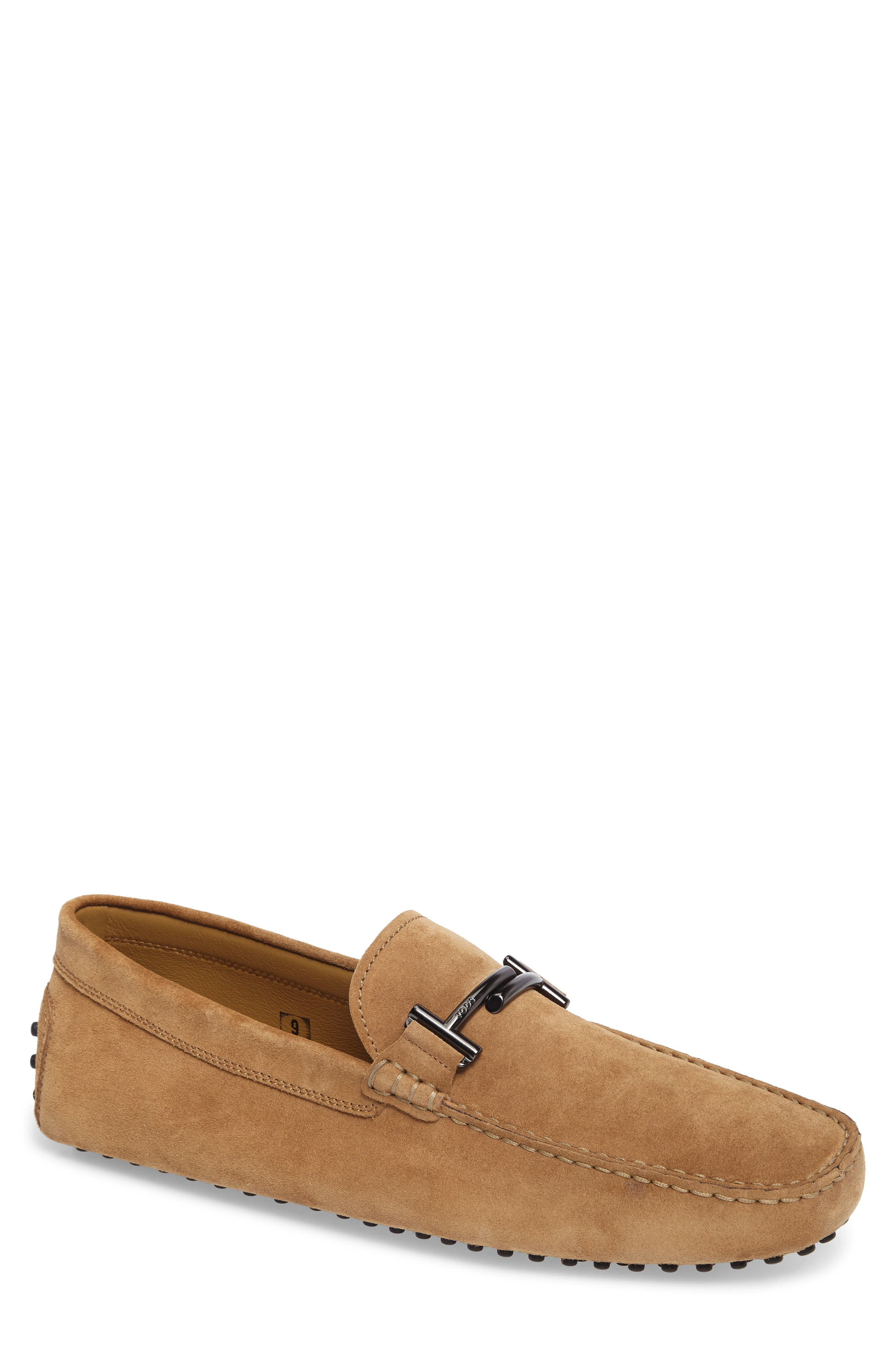 Tod's Double-T Citi Gommini Loafer (Men)