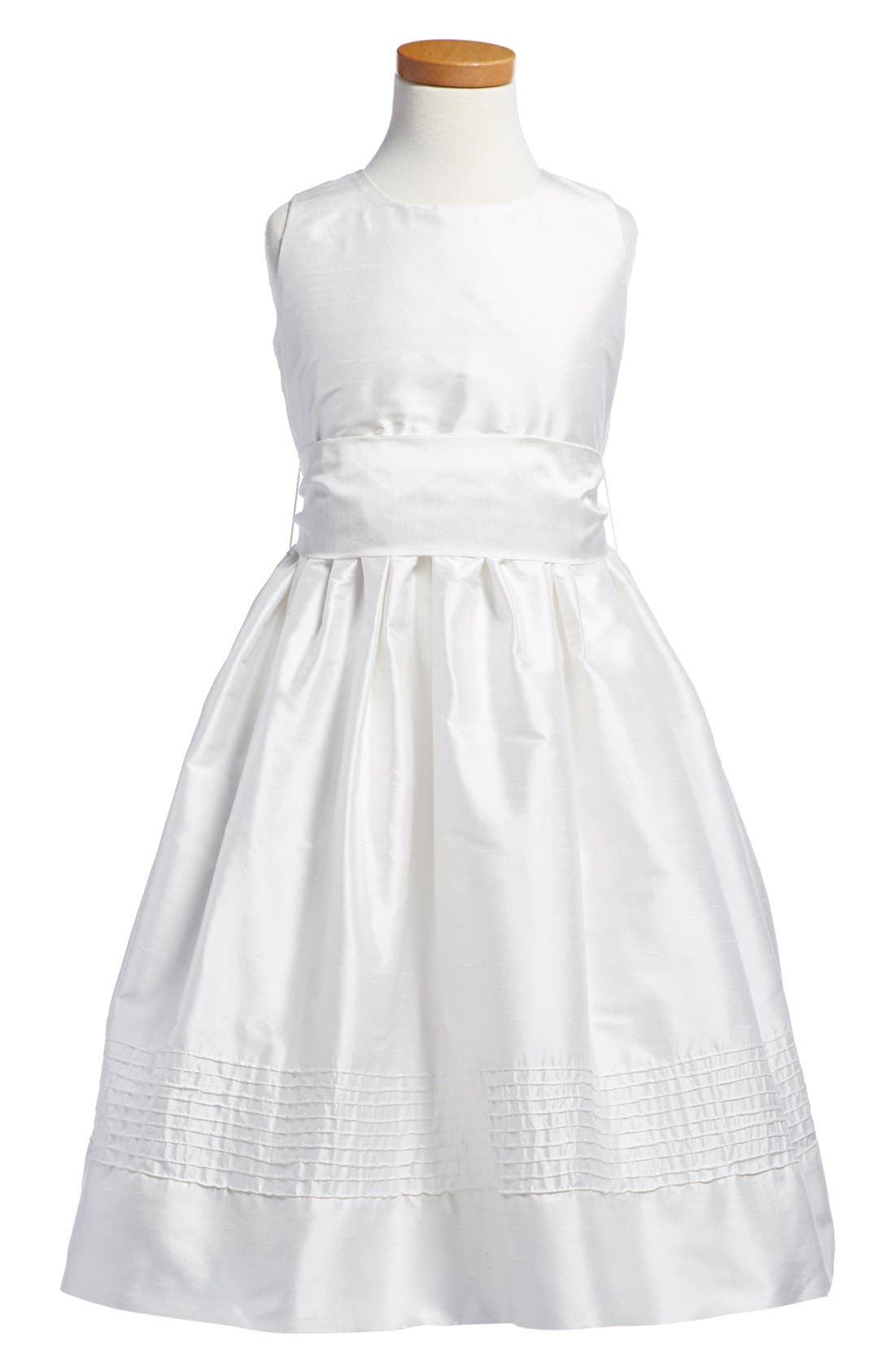 Isabel Garreton 'Timeless' Sleeveless Dress (Little Girls & Big Girls)