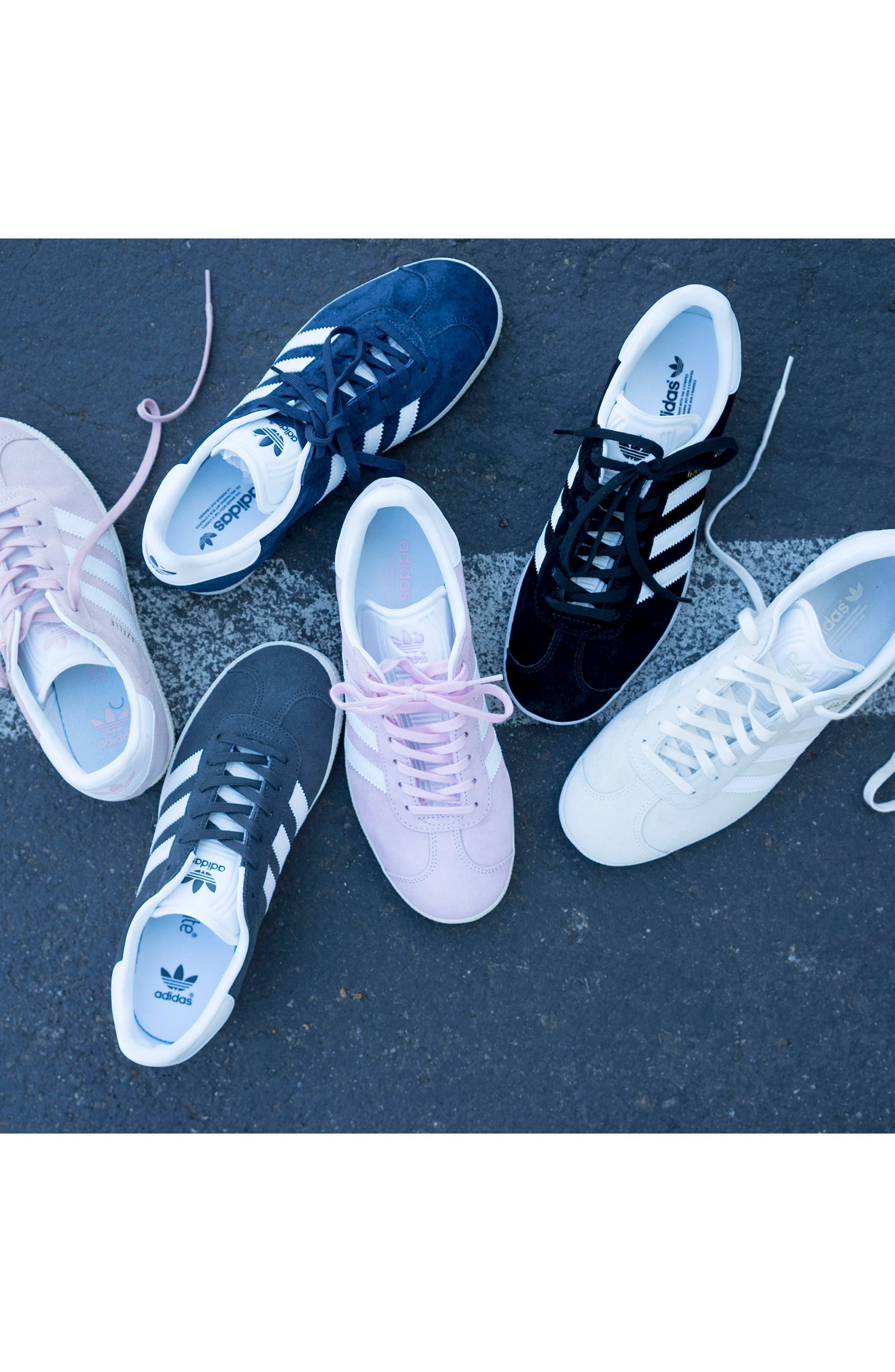 Alternate Image 8  - adidas Gazelle Sneaker