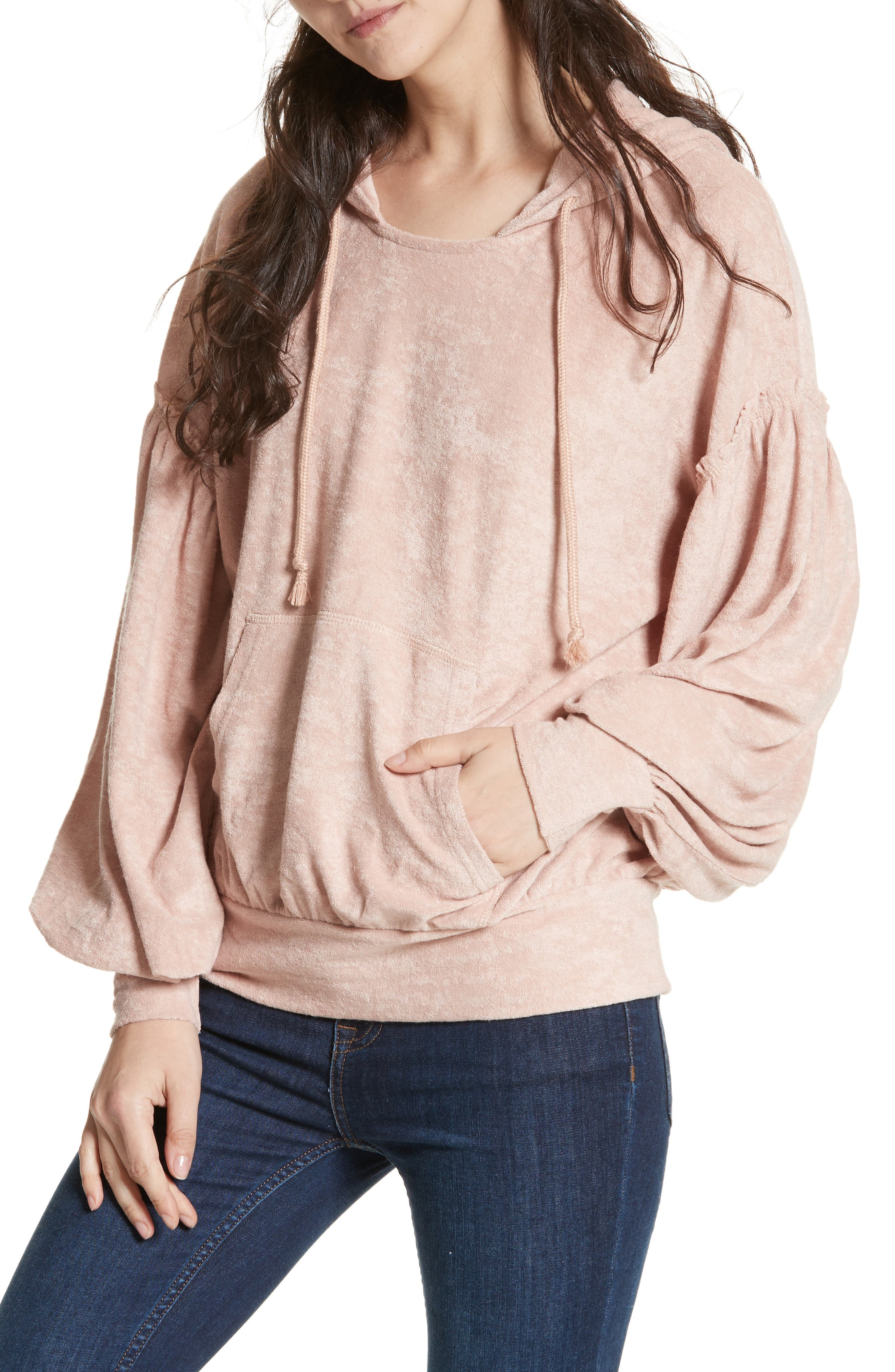 Free People Early Morning Hoodie