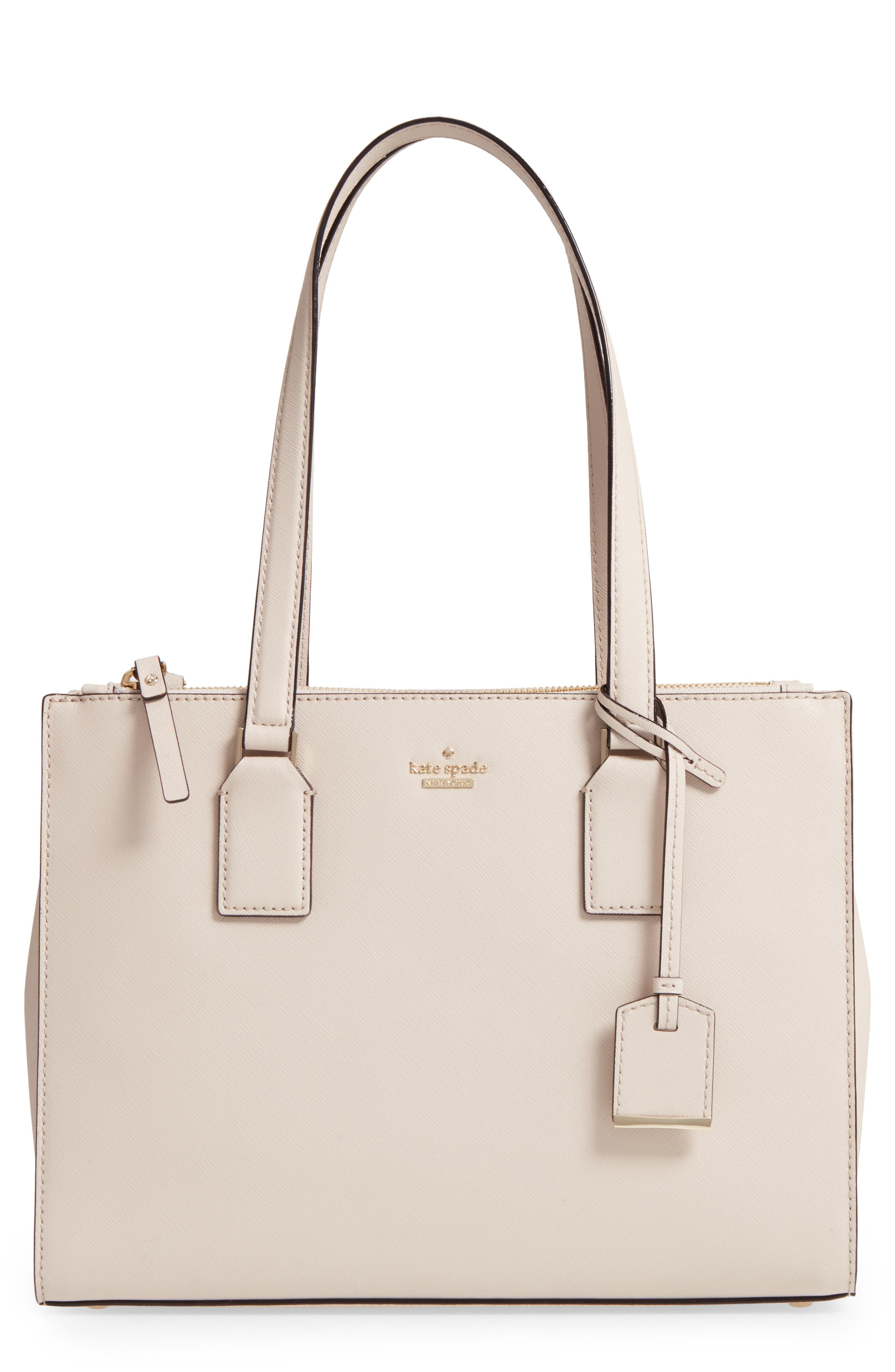 kate spade new york cameron street - small jensen leather tote