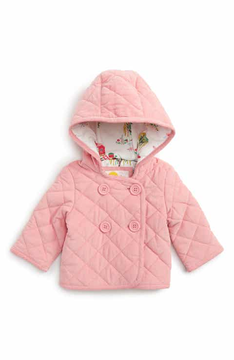 Baby Girl Coats, Jackets & Outerwear | Nordstrom