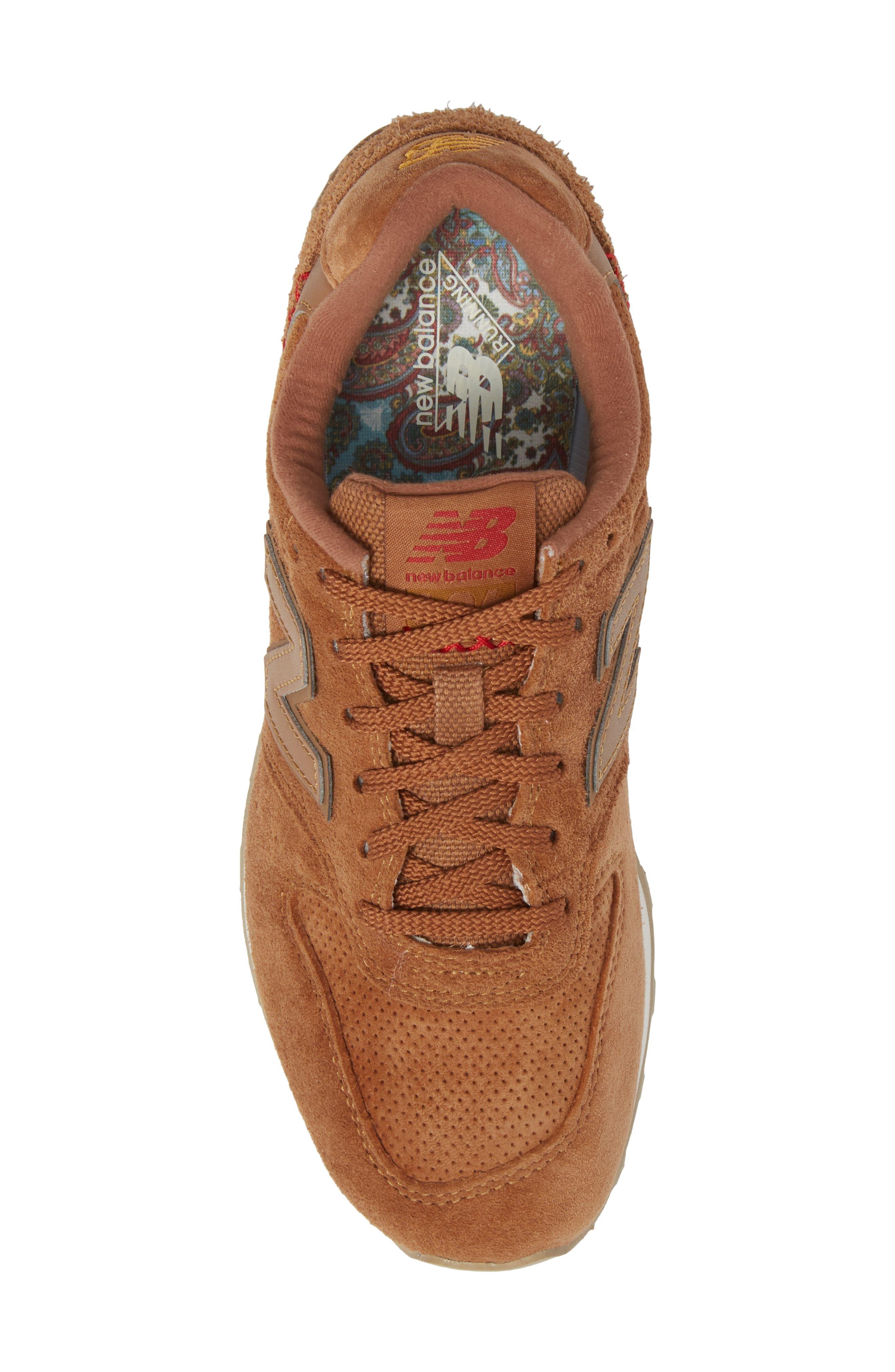 Alternate Image 5  - New Balance 696 Sneaker (Women)
