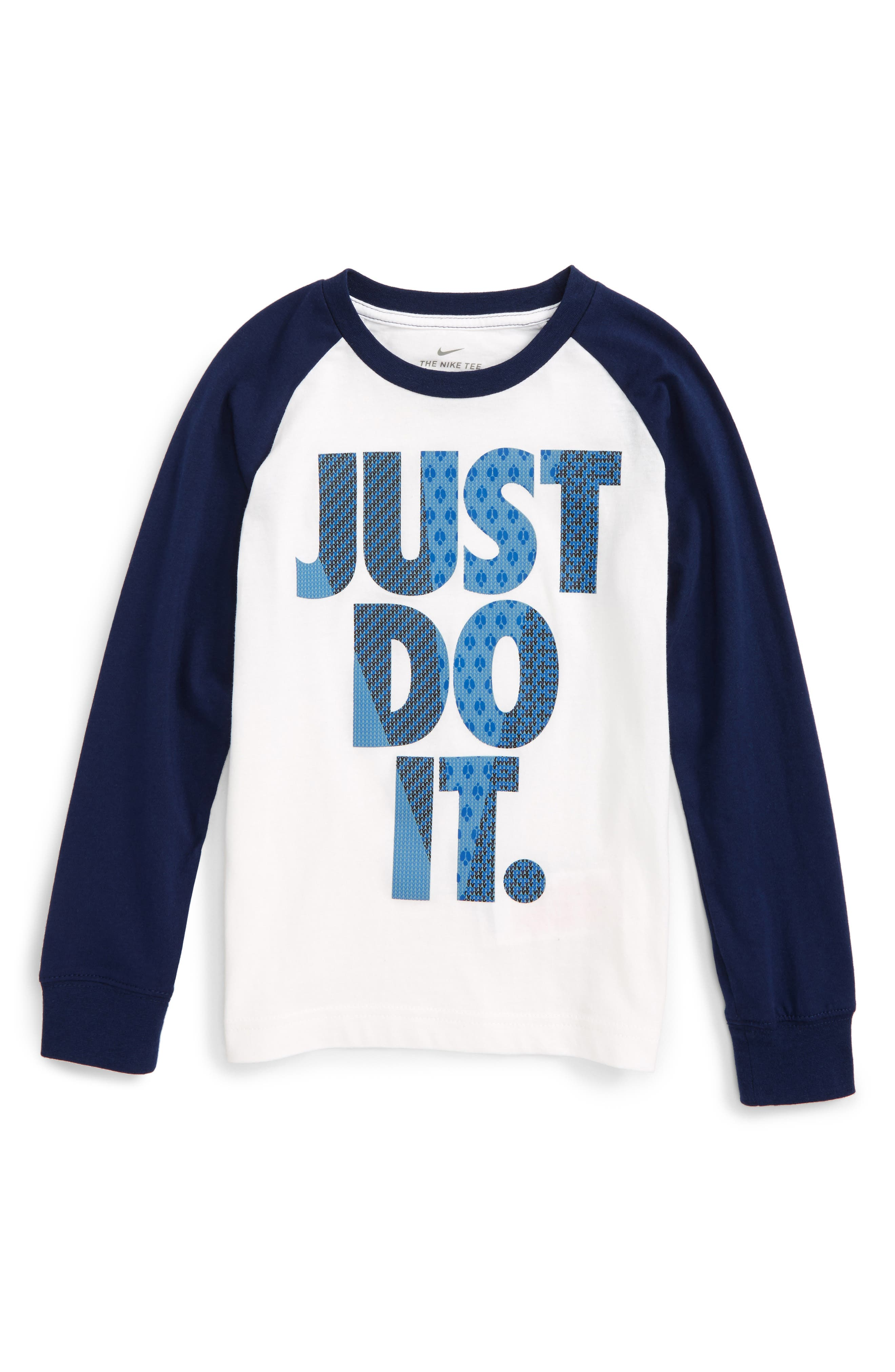 Nike Flyknit Just Do It Graphic T-Shirt (Toddler & Little Boys)