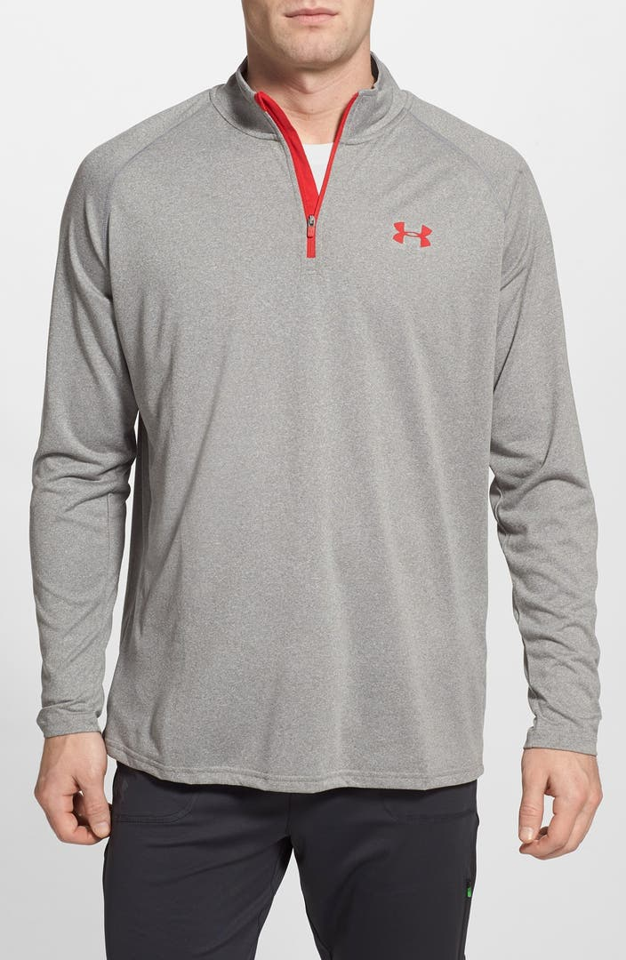 Under Armour Tech Quarter Zip Pullover Nordstrom