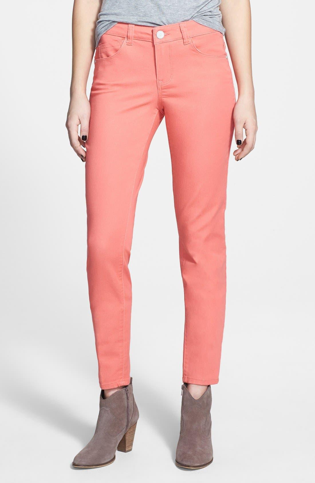 Jolt Colored Skinny Jeans
