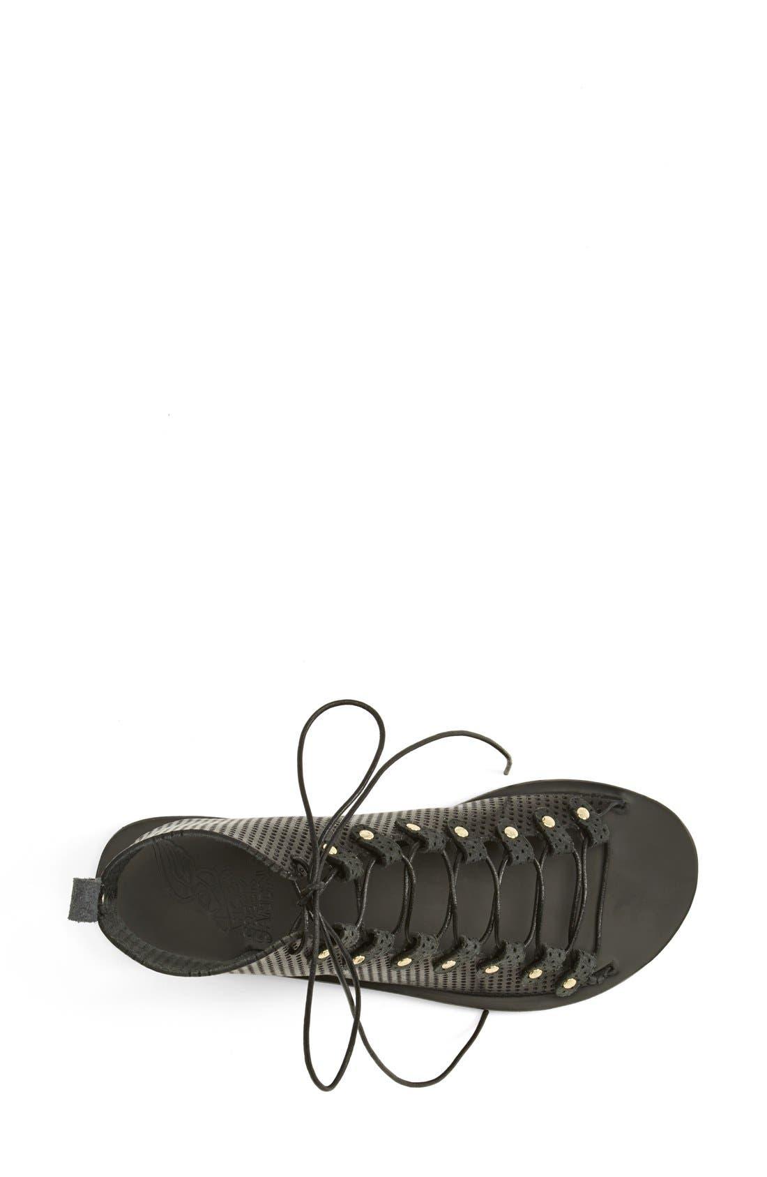 Alternate Image 3  - Ancient Greek Sandals 'Mache' Perforated Sandal (Women)