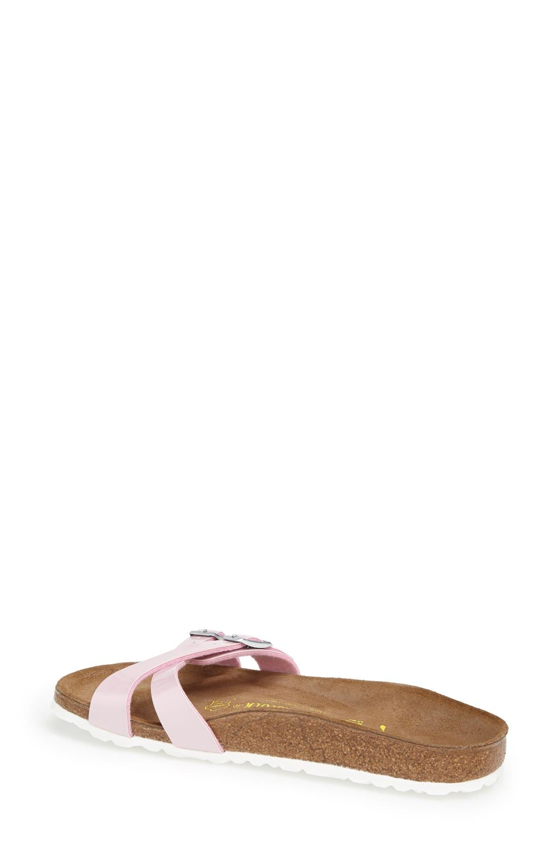 Alternate Image 2  - Birkenstock 'Almere' Slide Sandal (Women)