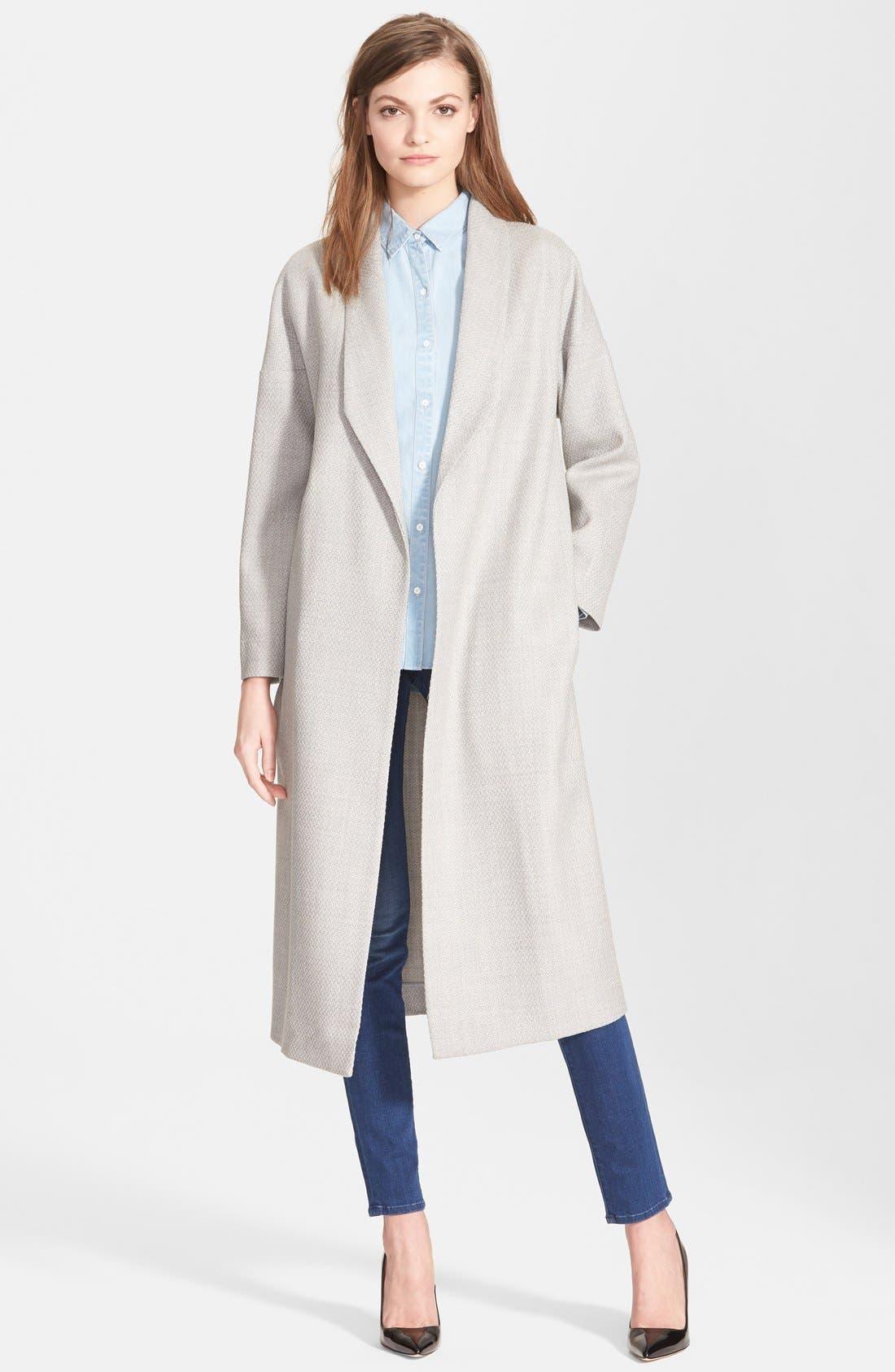 Alternate Image 1 Selected - AYR 'The Robe' Wool Coat