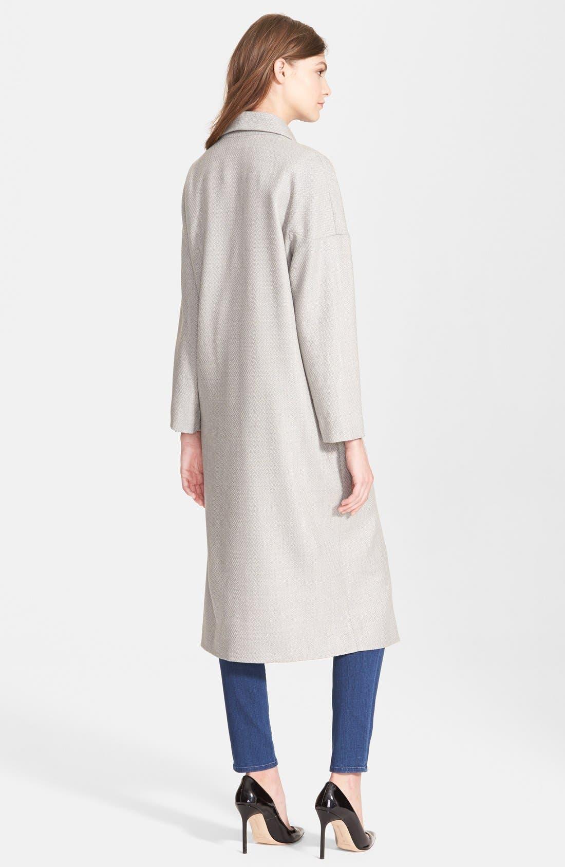 Alternate Image 2  - AYR 'The Robe' Wool Coat