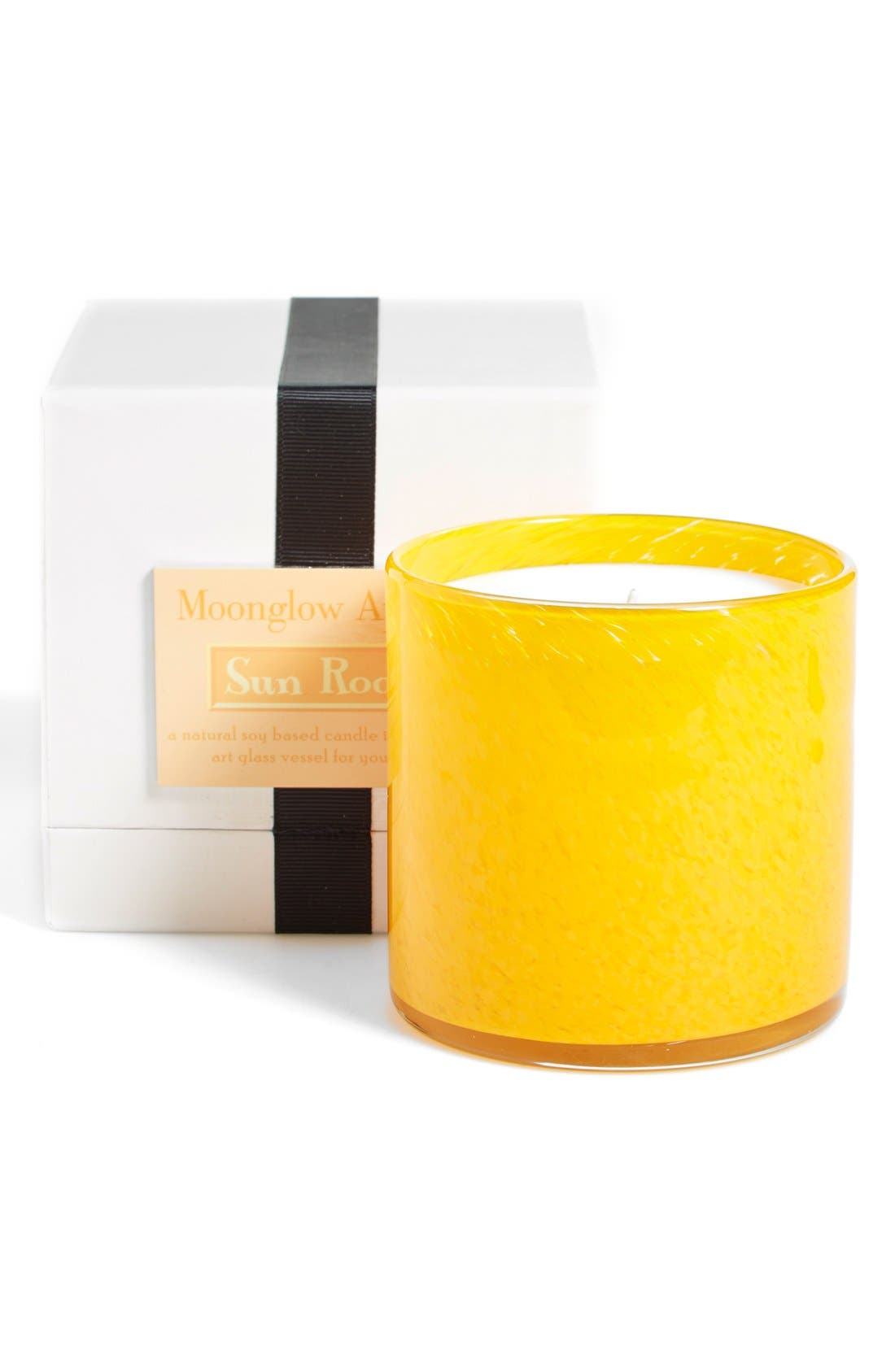 Alternate Image 2  - Lafco 'Moonglow Apricot - Sunroom' Candle