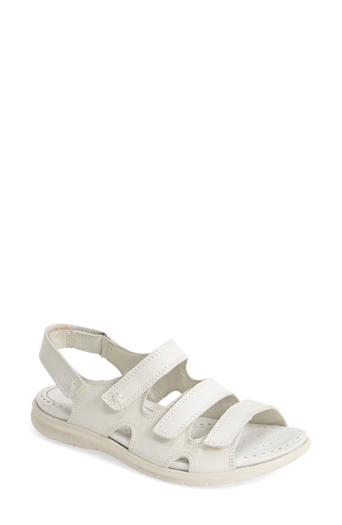 ECCO 'Babette' Leather Sandal