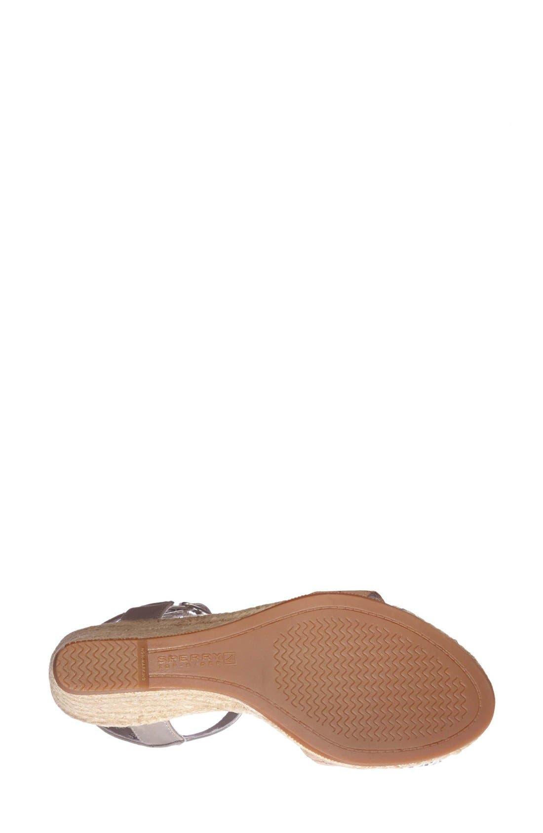 Alternate Image 4  - Sperry 'Saylor' Sandal (Women)