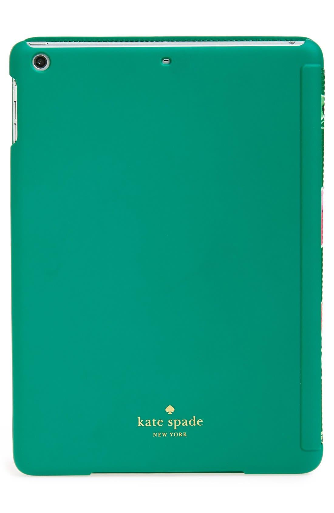 Alternate Image 4  - kate spade new york 'spring blooms' iPad Air hardcase folio