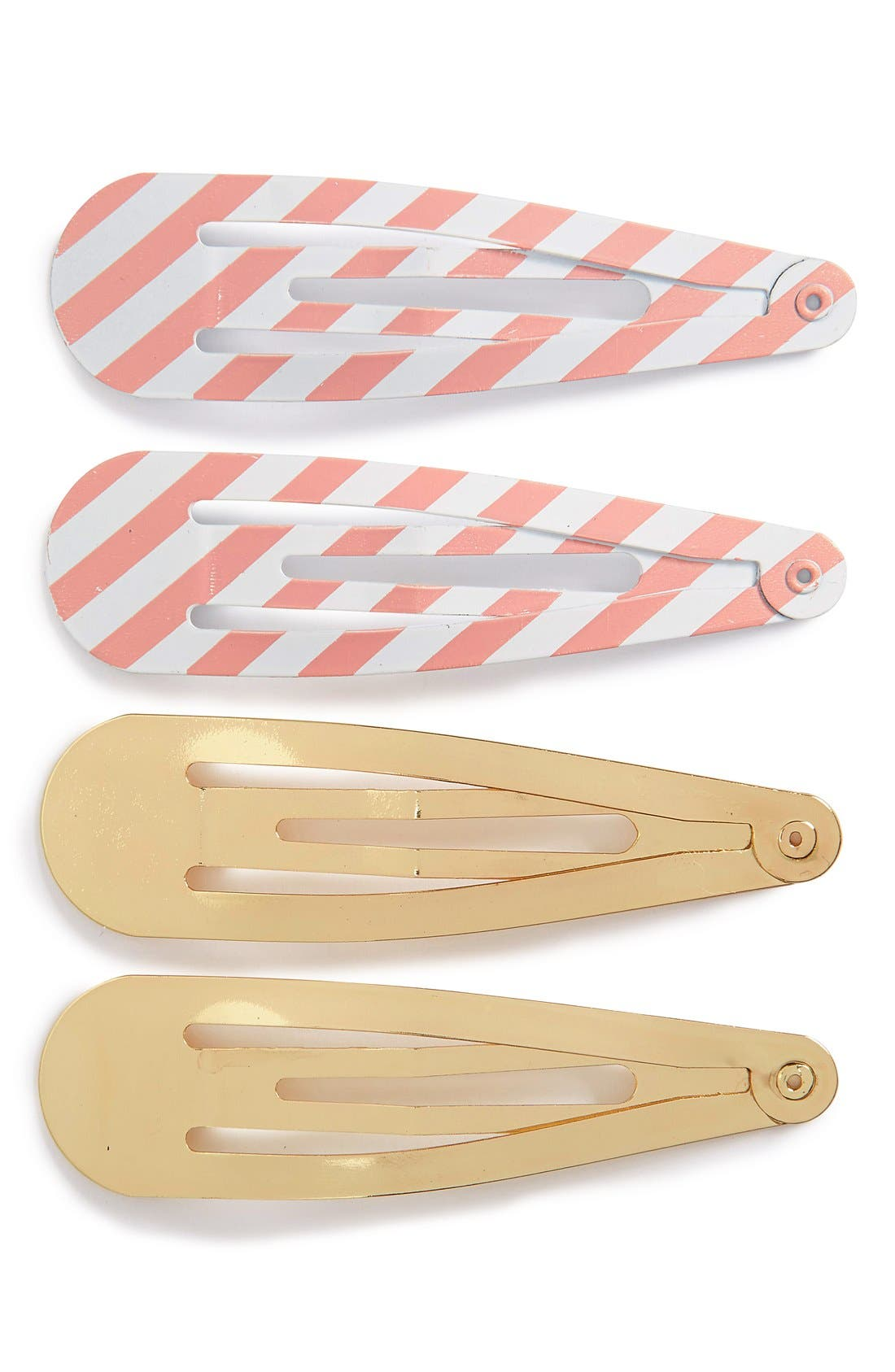 Main Image - ban.do 'Oh Snap' Triangle Clips (Set of 4)