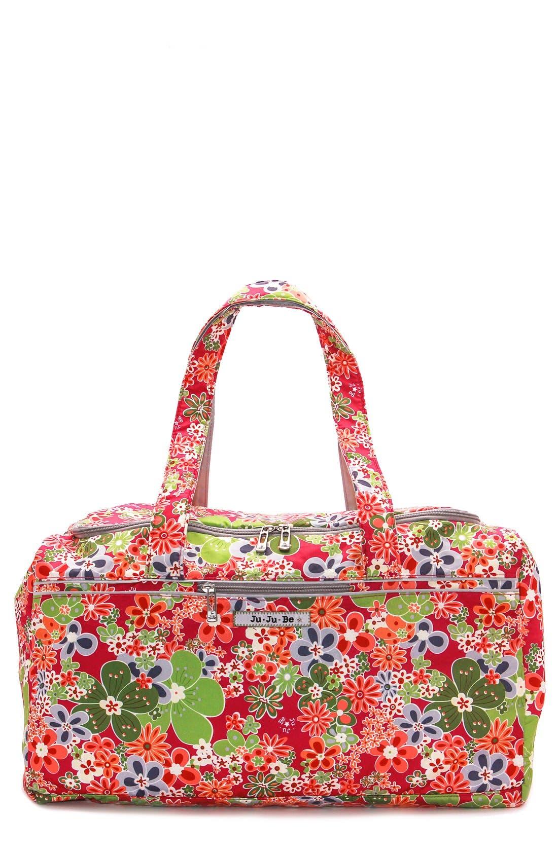 Alternate Image 1 Selected - Ju-Ju-Be 'Starlet' Travel Diaper Bag