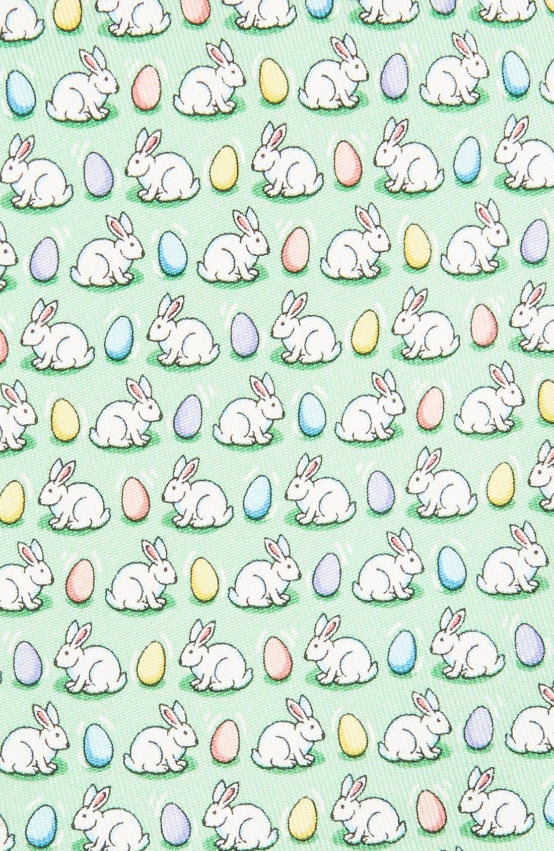 Alternate Image 2  - Vineyard Vines Easter Print Tie