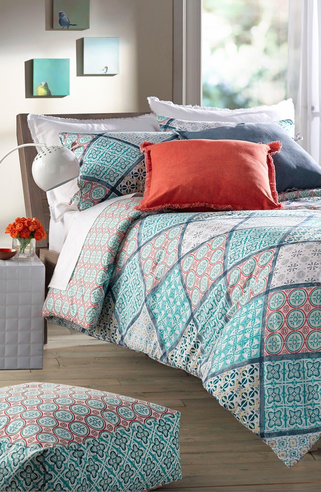 Alternate Image 3  - Nordstrom at Home 'Mediterranean Tiles' Comforter