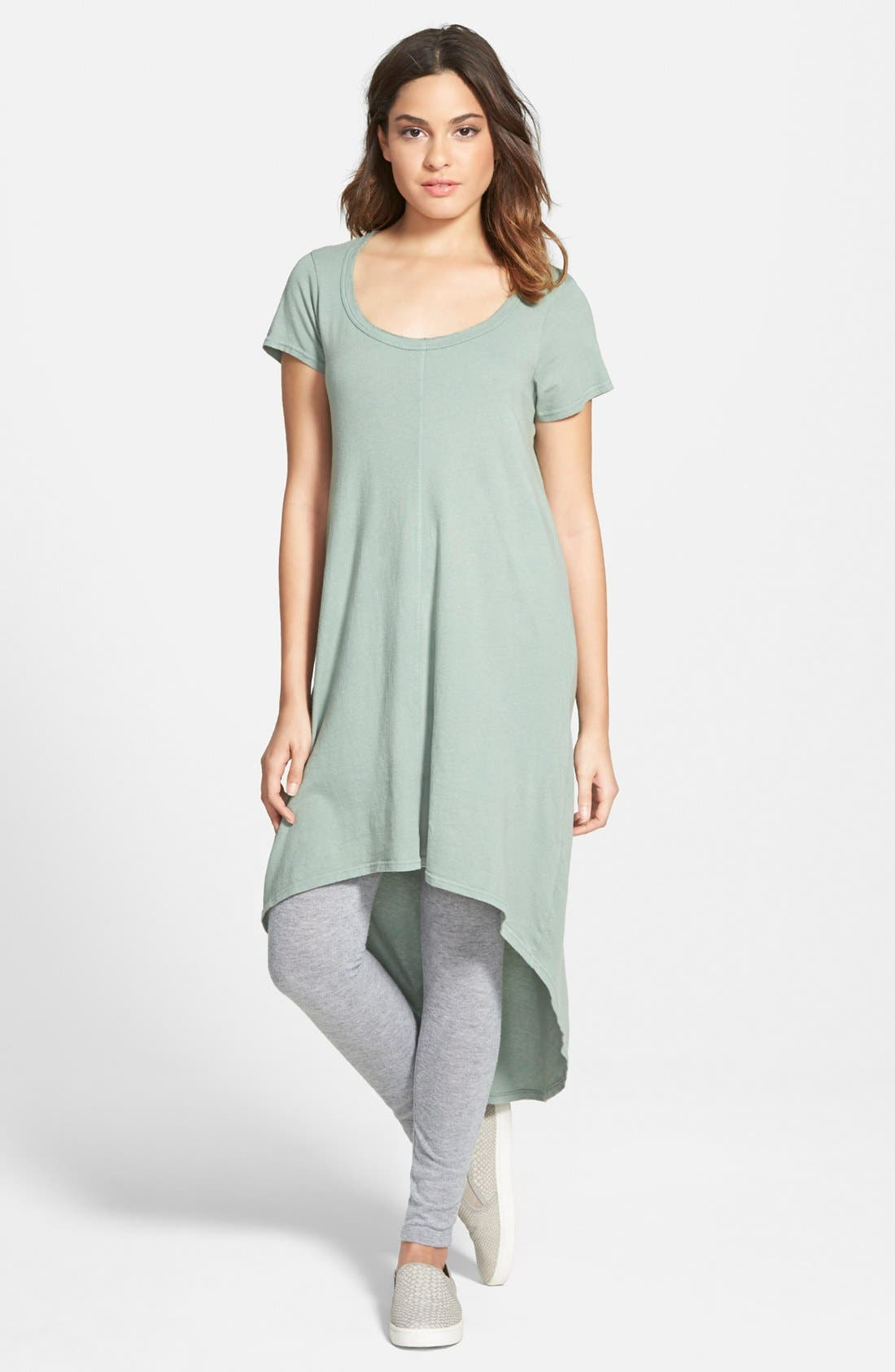 Alternate Image 1 Selected - Project Social T Oversize T-Shirt Tunic