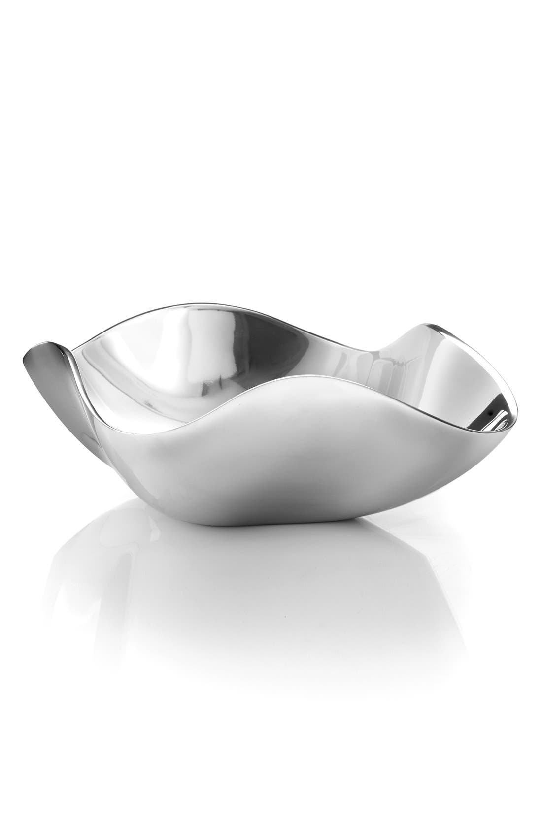 Nambé Oceana Serving Bowl