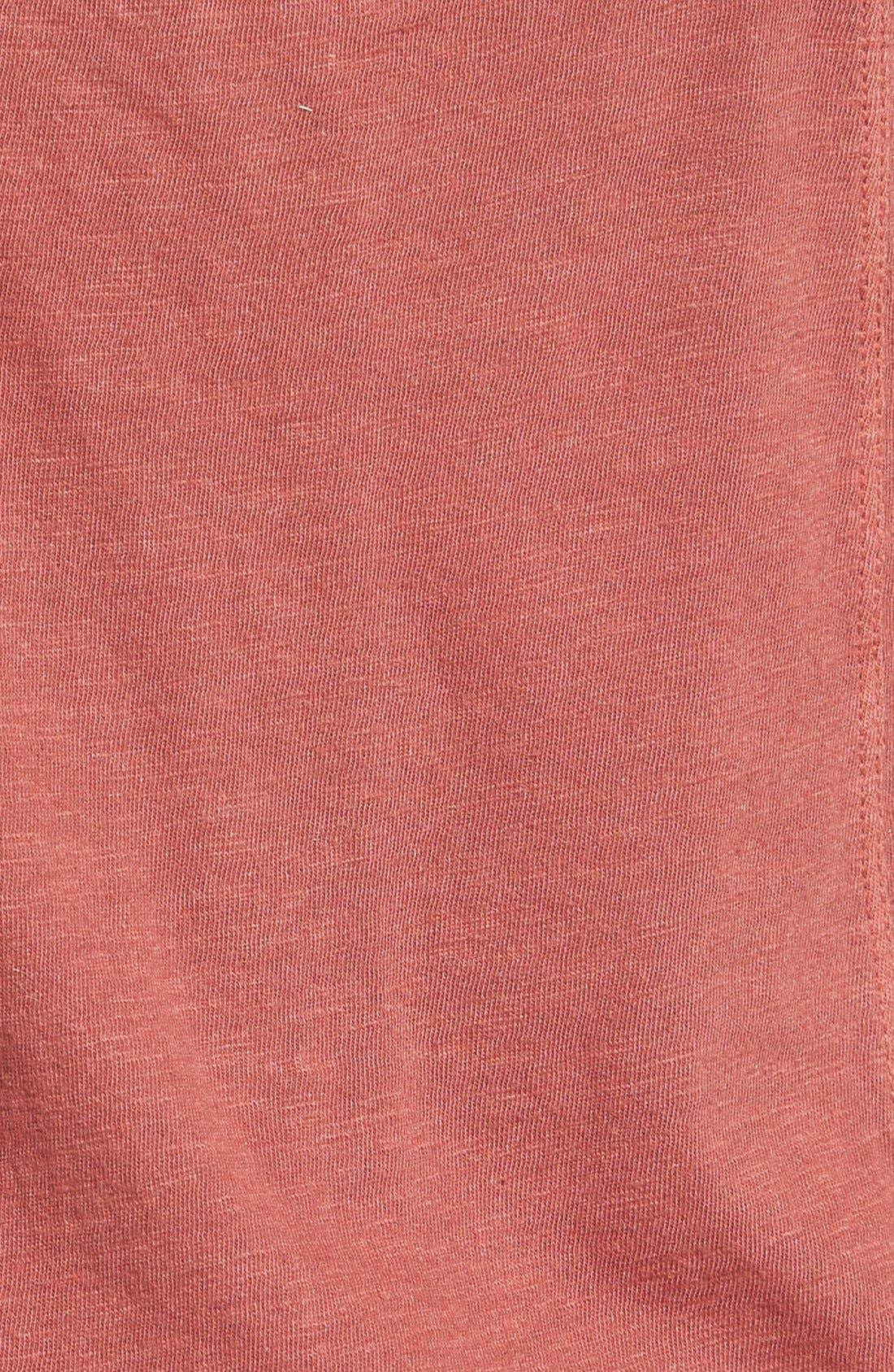 Alternate Image 3  - Sun & Shadow Embroidered Crop Camisole (Juniors)