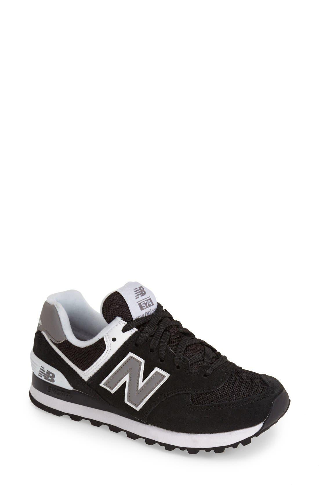 Alternate Image 1 Selected - New Balance '574 Classic' Sneaker (Women)